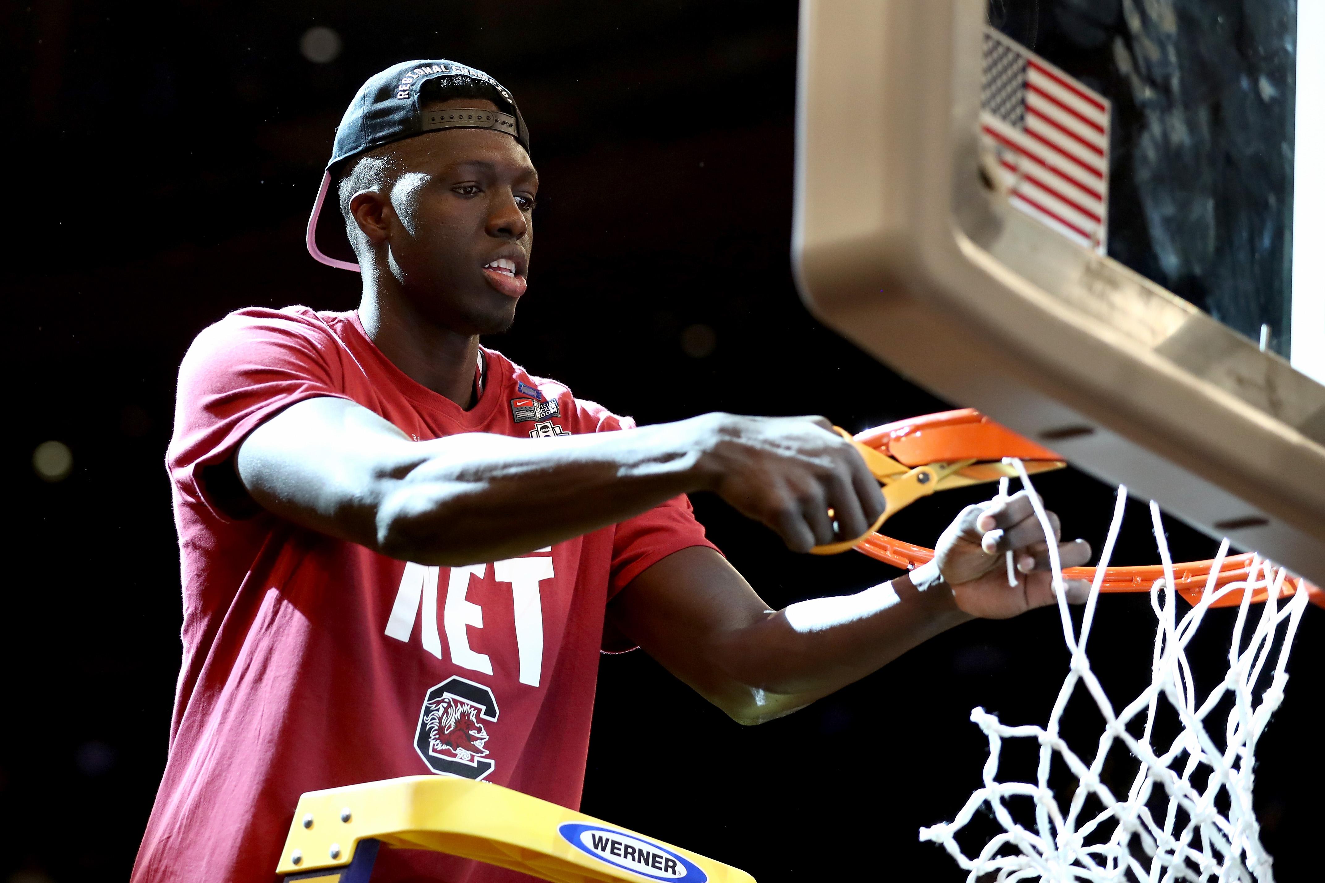 NCAA Basketball Tournament - East Regional - South Carolina v Florida