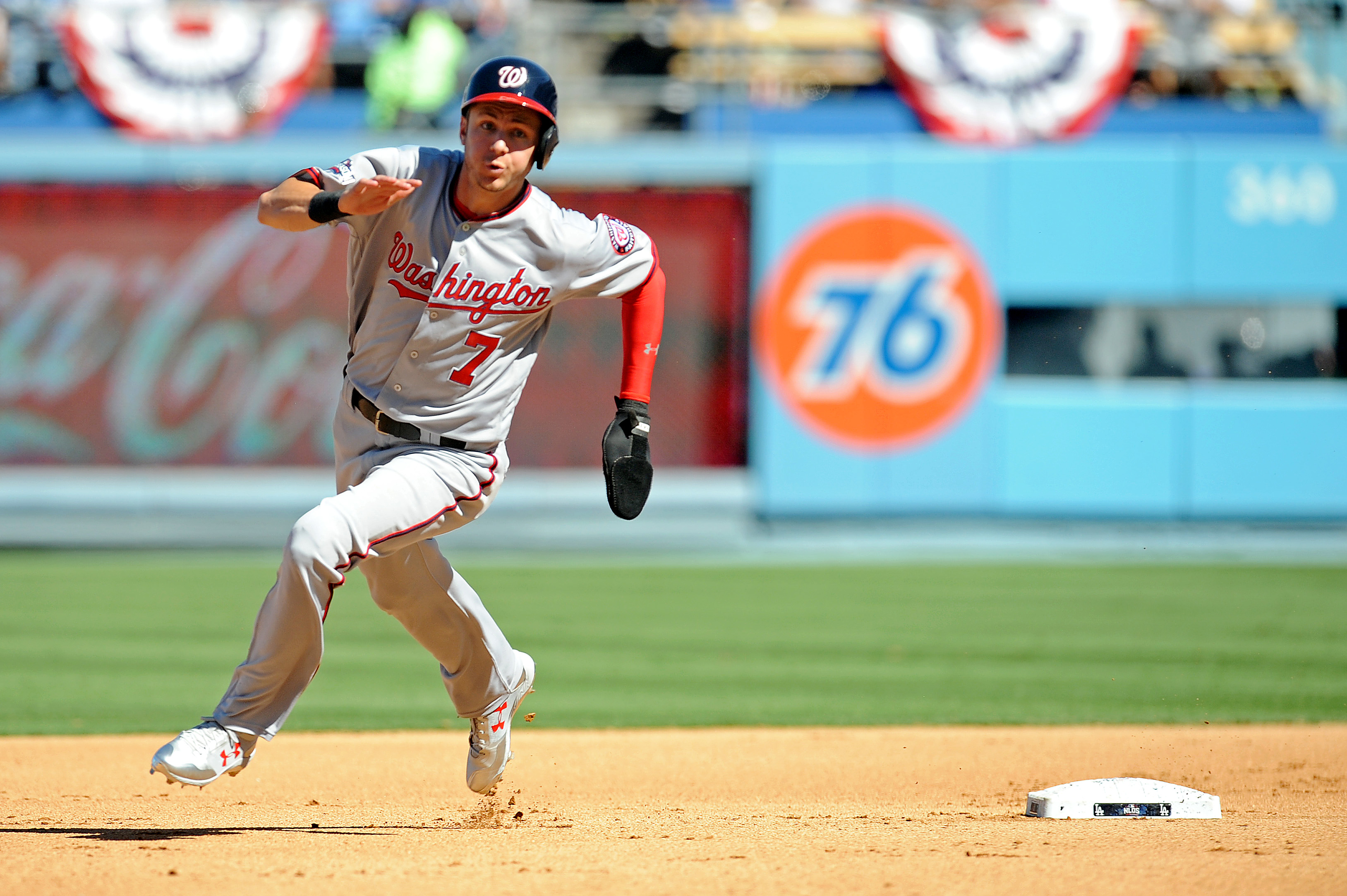 Trea Turner is on the brink of being a superstar in MLB. Can he be the best player in fantasy?