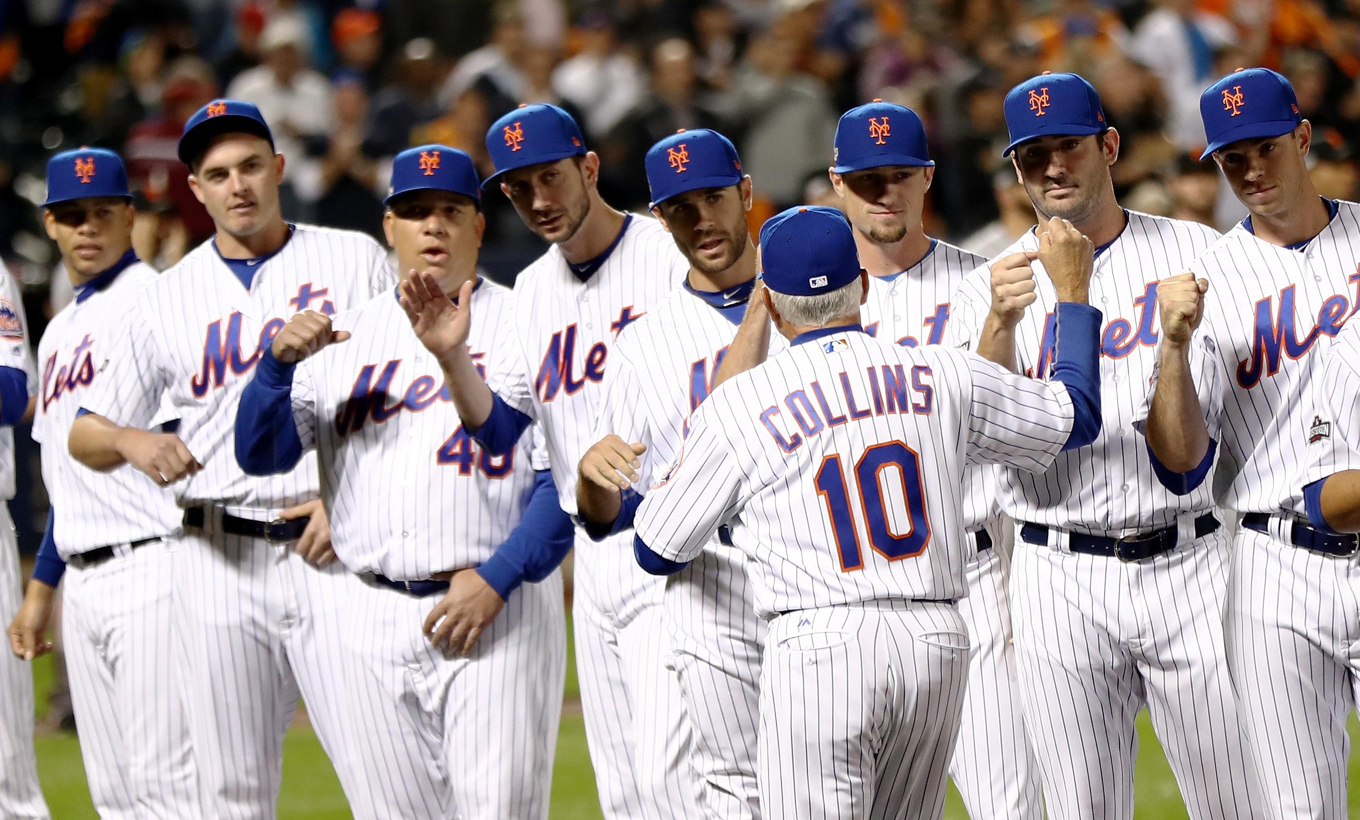 Wild Card Game - San Francisco Giants v New York Mets