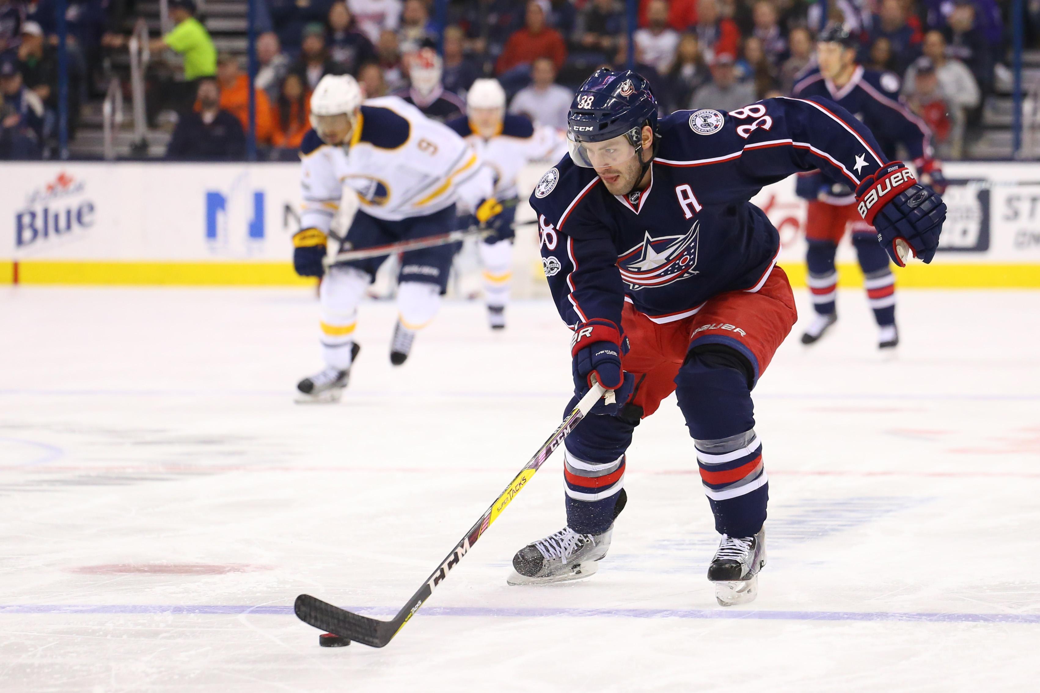 NHL: Buffalo Sabres at Columbus Blue Jackets