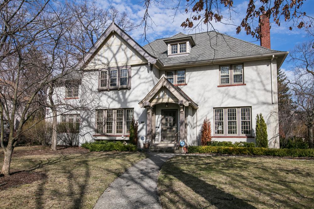 Impressive Palmer Woods Mansion Lists Again Asks 568K