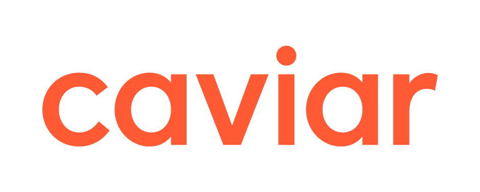 Paid Content From Caviar Logo