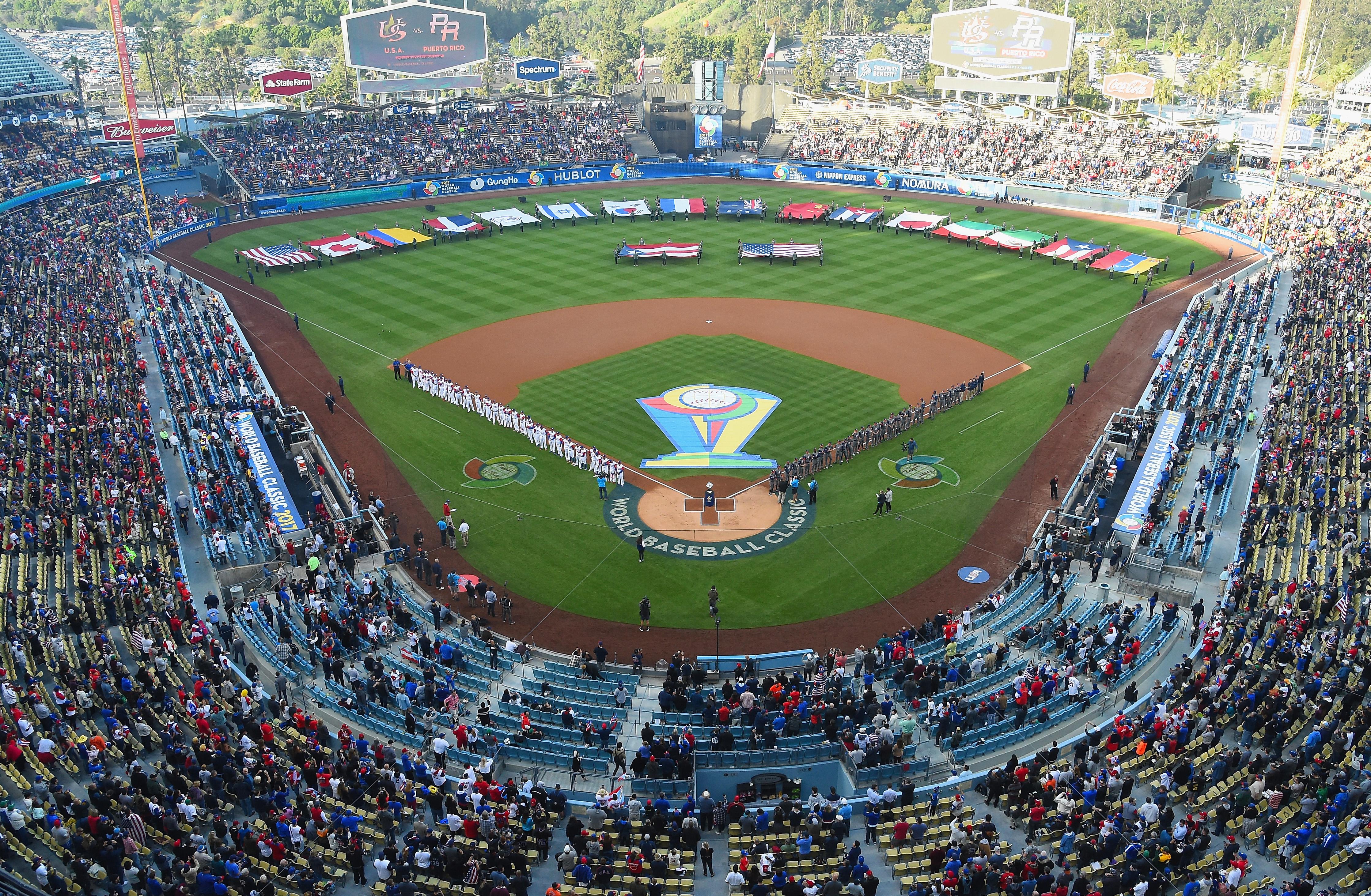 dodger stadium true blue la