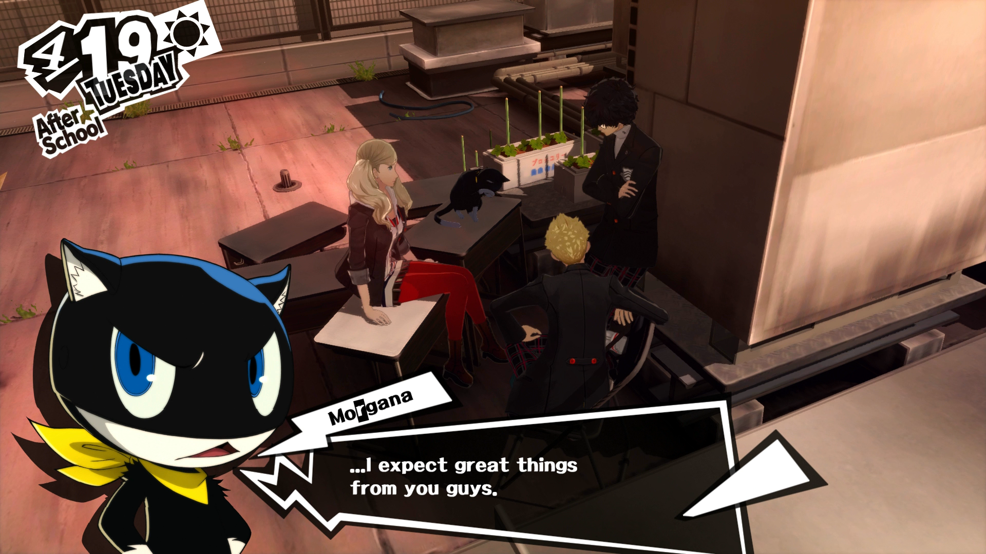 Persona 5 review: a cult classic shined to perfection - The