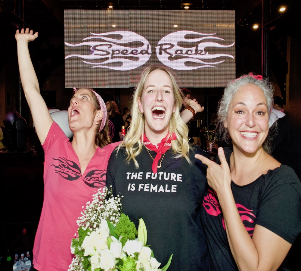 Speed Rack Southwest Crowns Denver Bartender