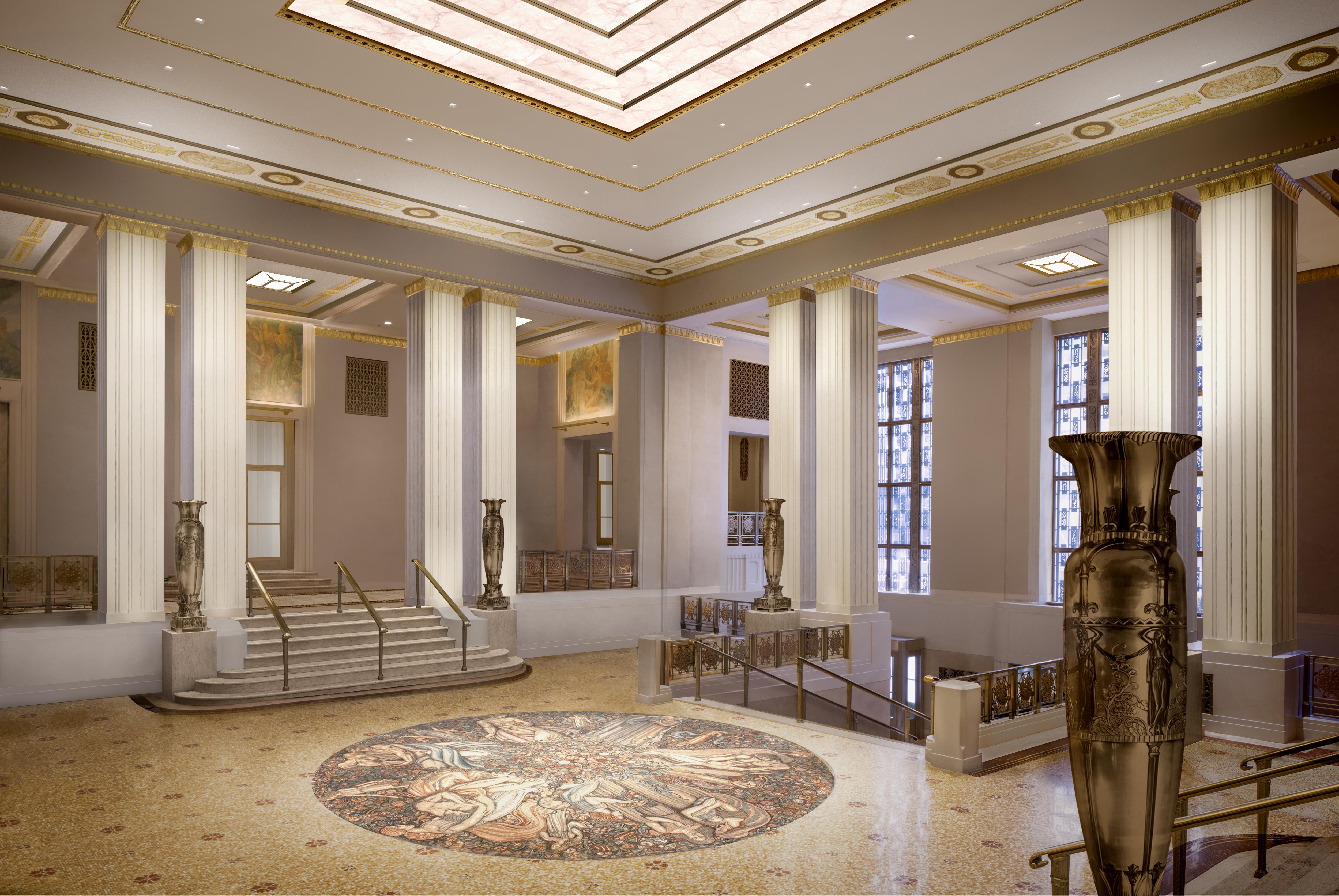 Waldorf Astoria New York Curbed Ny