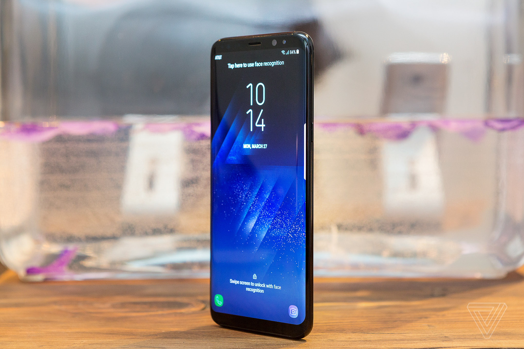 Samsung S Galaxy S8 Has A Super Tall Screen But A Bizarre Aspect
