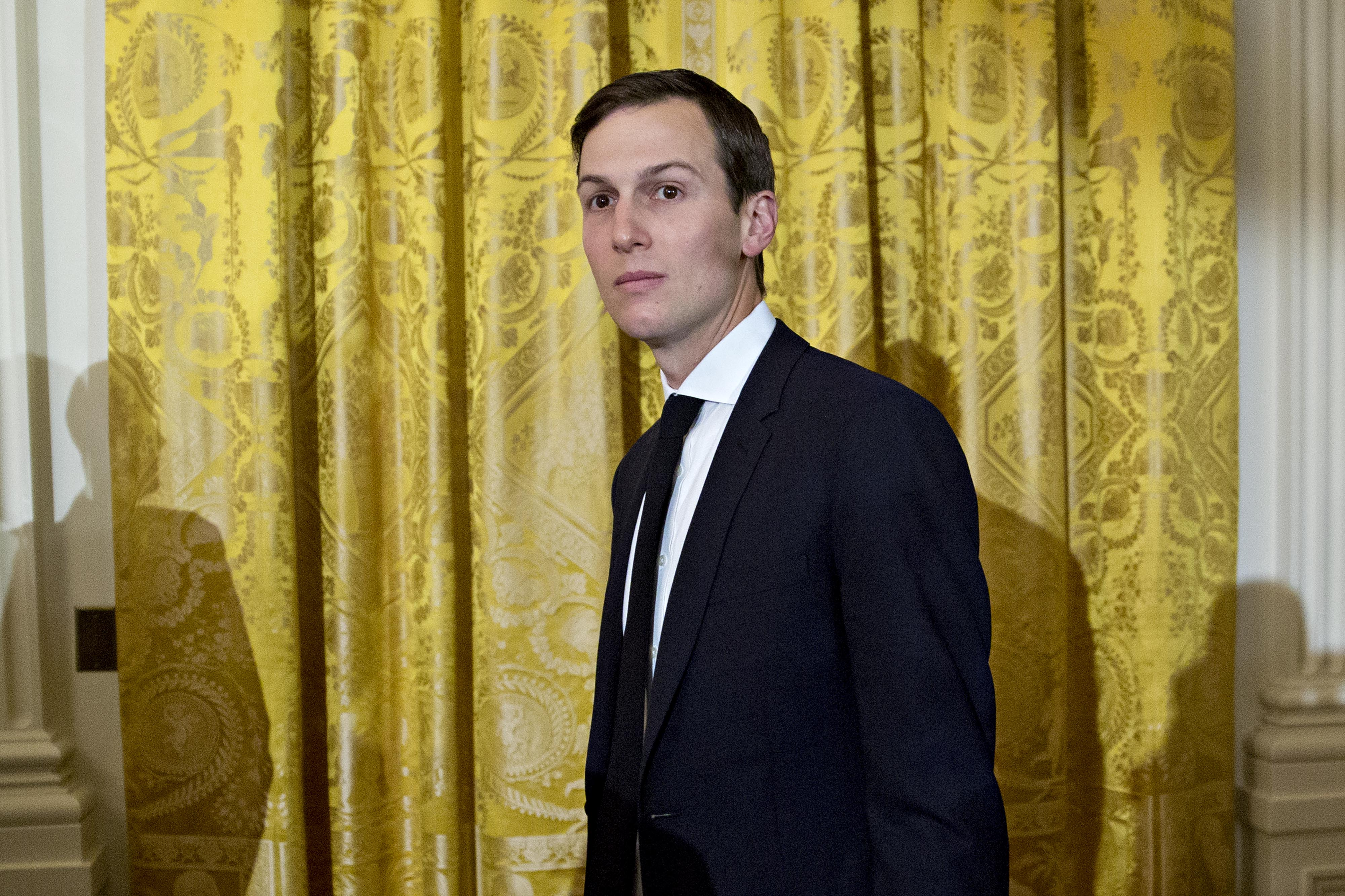 The controversial deal is off: a Chinese company won't be investing in Kushner Companies