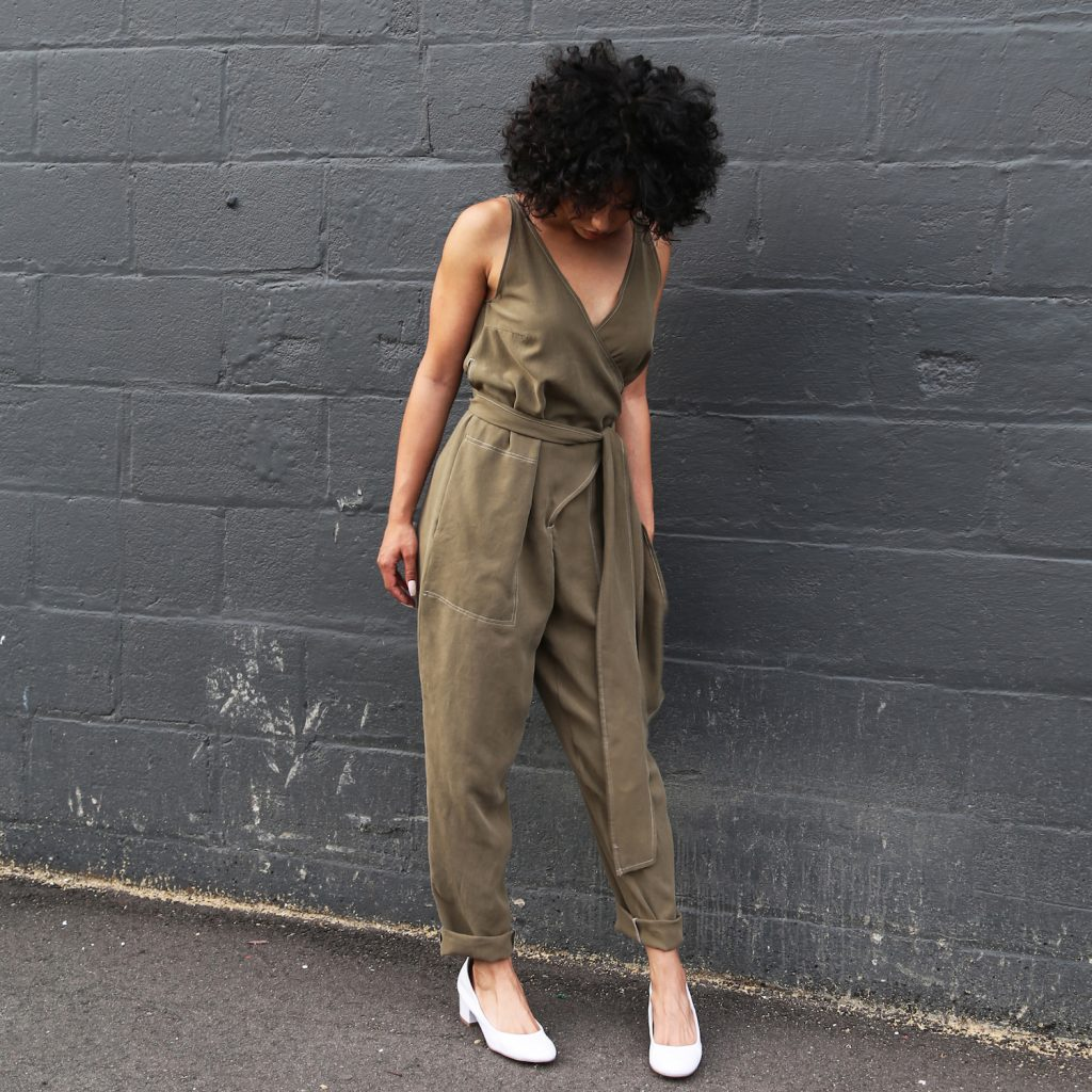The Wrap Dress (or Jumpsuit) You'll Want to Wear All Spring and Summer