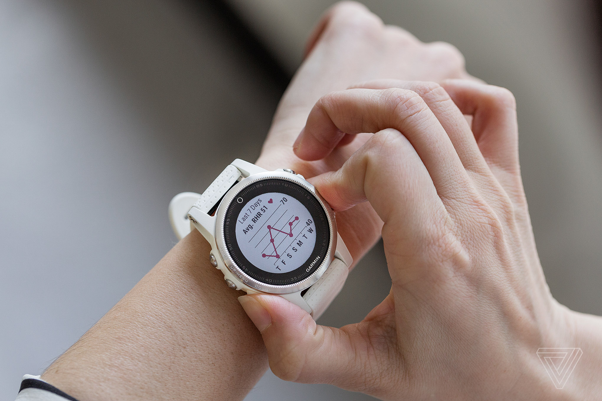 99833f57dce The Garmin Fenix 5S is the fitness watch I don't want to take off ...