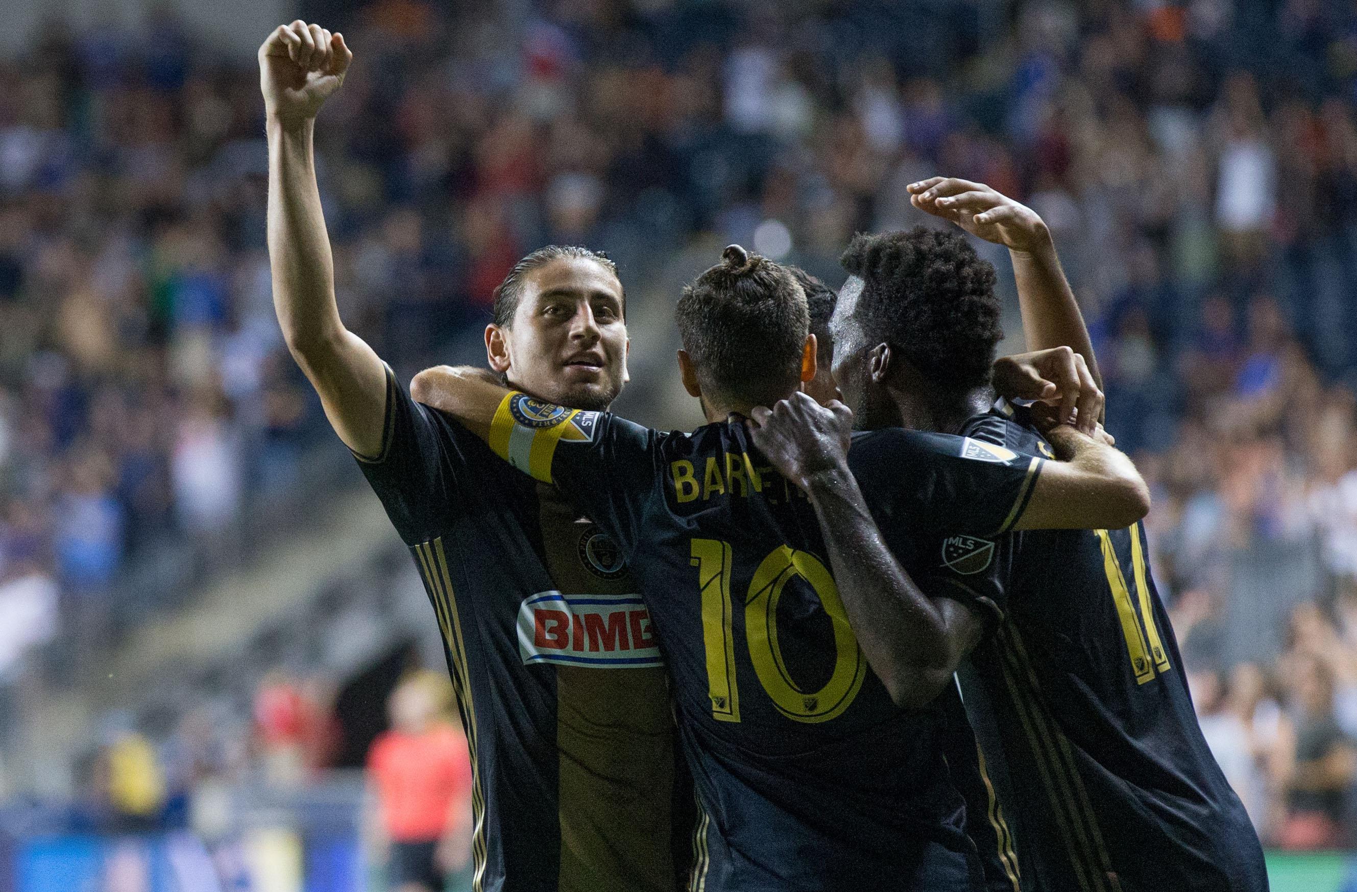 MLS: Sporting KC at Philadelphia Union