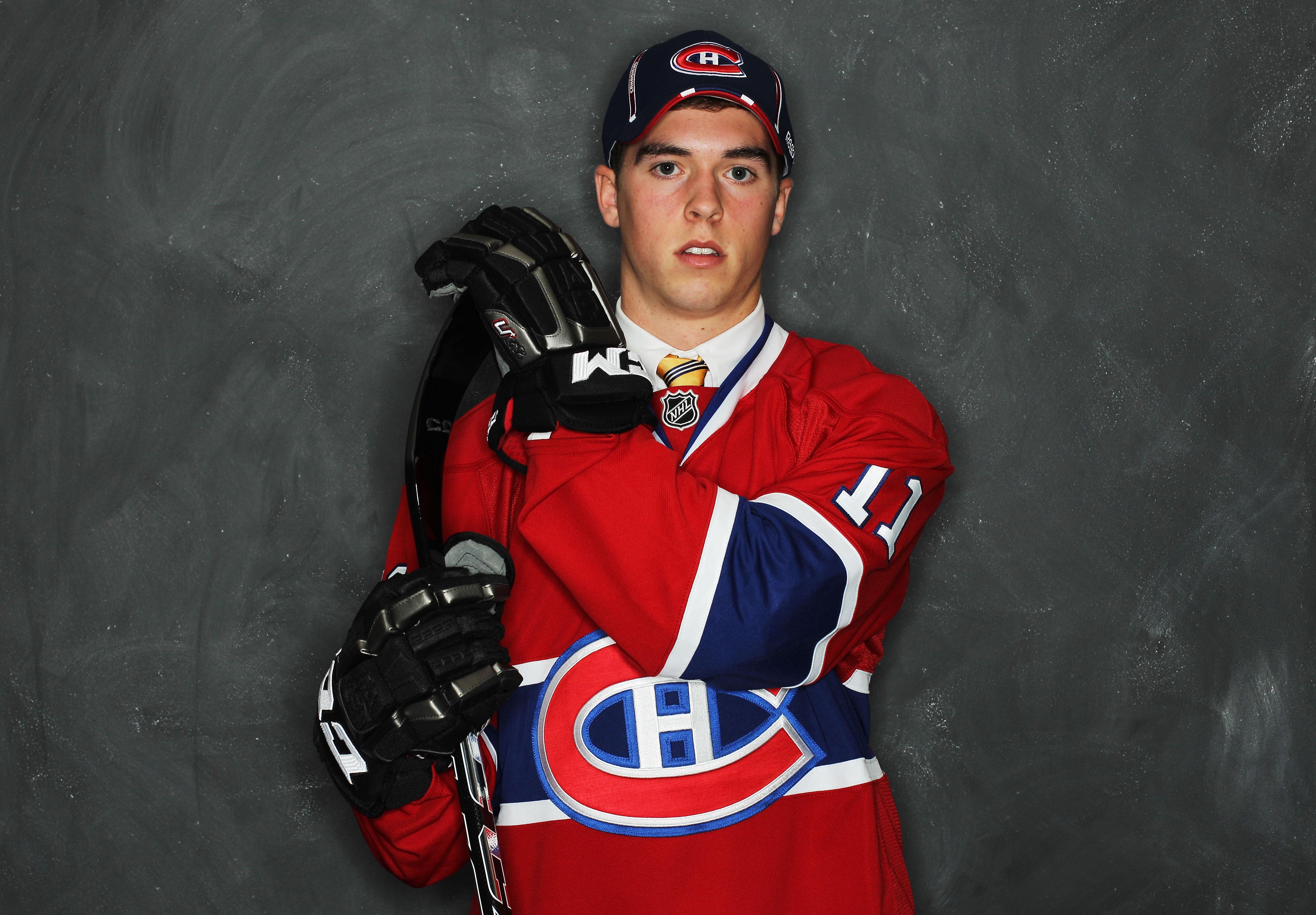2011 NHL Entry Draft - Portraits