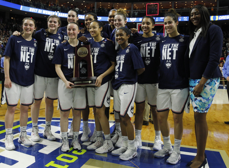 NCAA Womens Basketball: NCAA Tournament-Bridgeport Regional-Connecticut vs Oregon