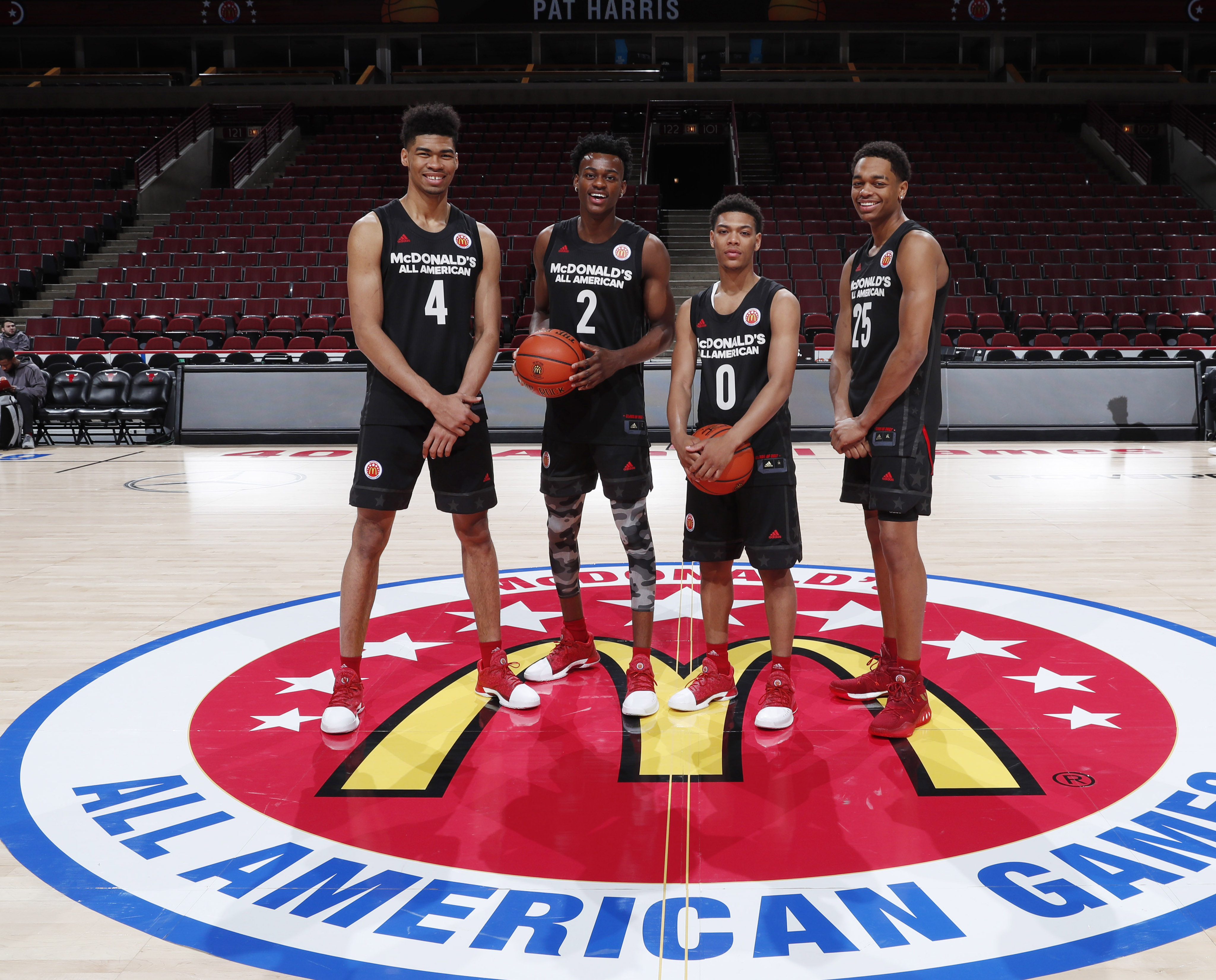 High School Basketball: 40th Annual McDonald's All-American Games