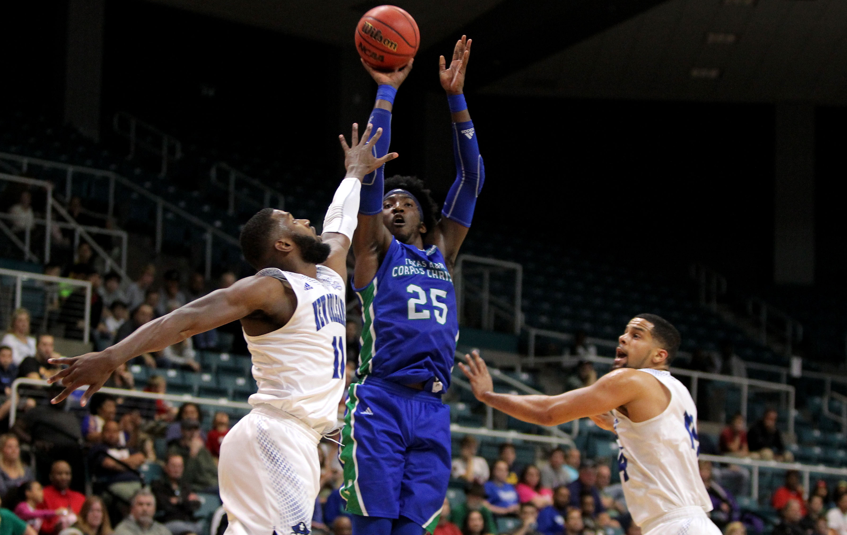 NCAA Basketball: Southland Conference Tournament- New Orleans vs Texas A&M-Corpus