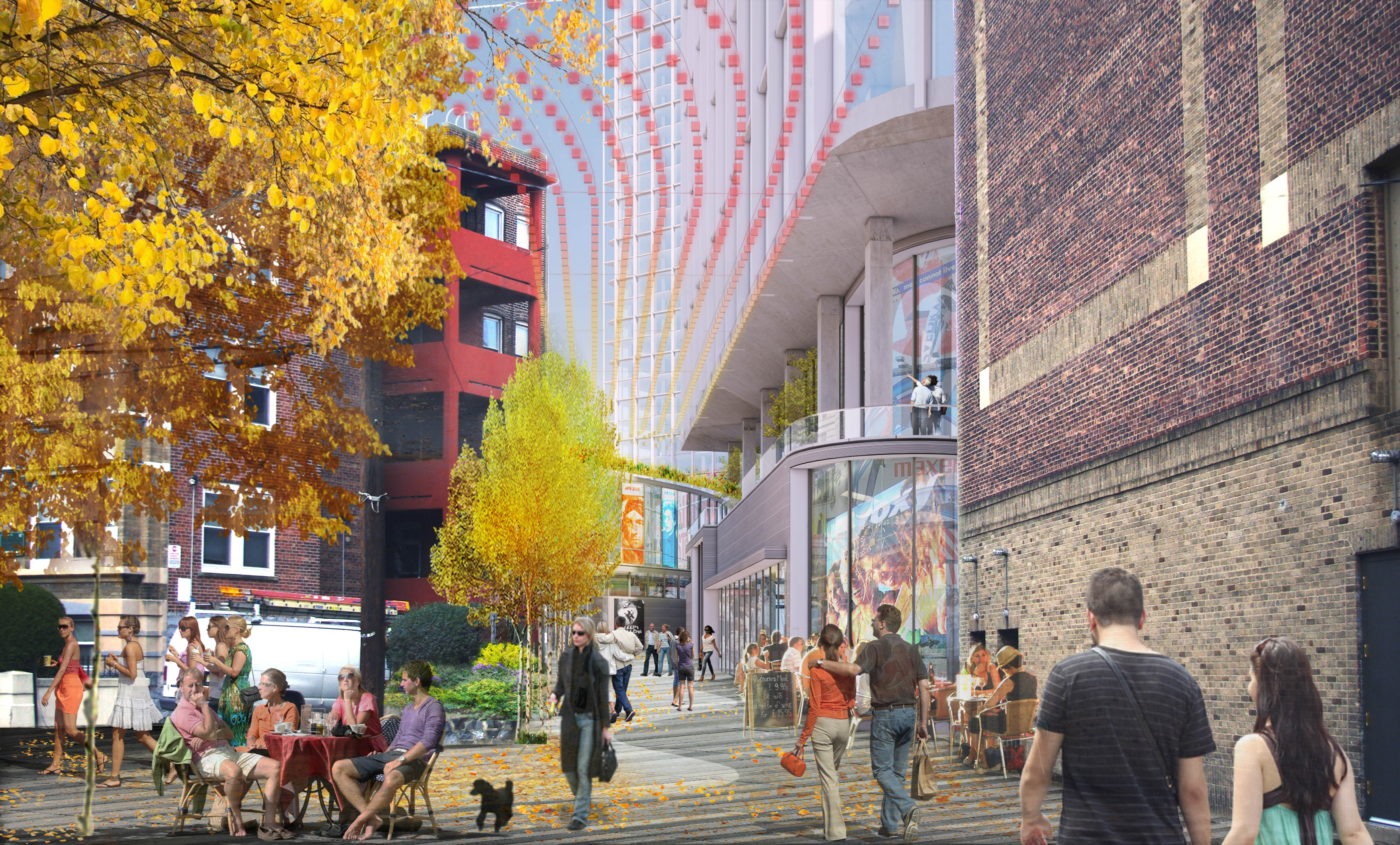 Jersey City megaproject seeks to create a new arts district in Journal Square