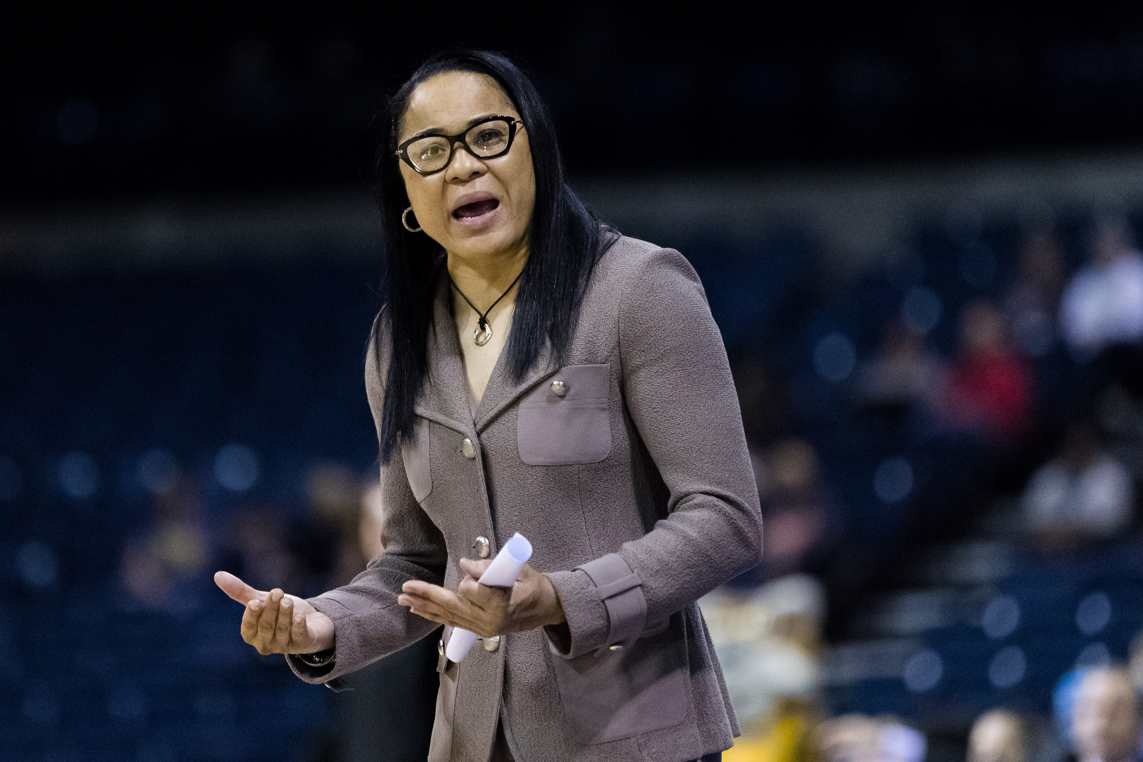 NCAA Womens Basketball: NCAA Tournament-Stockton Regional-South Carolina vs. Quinnipiac