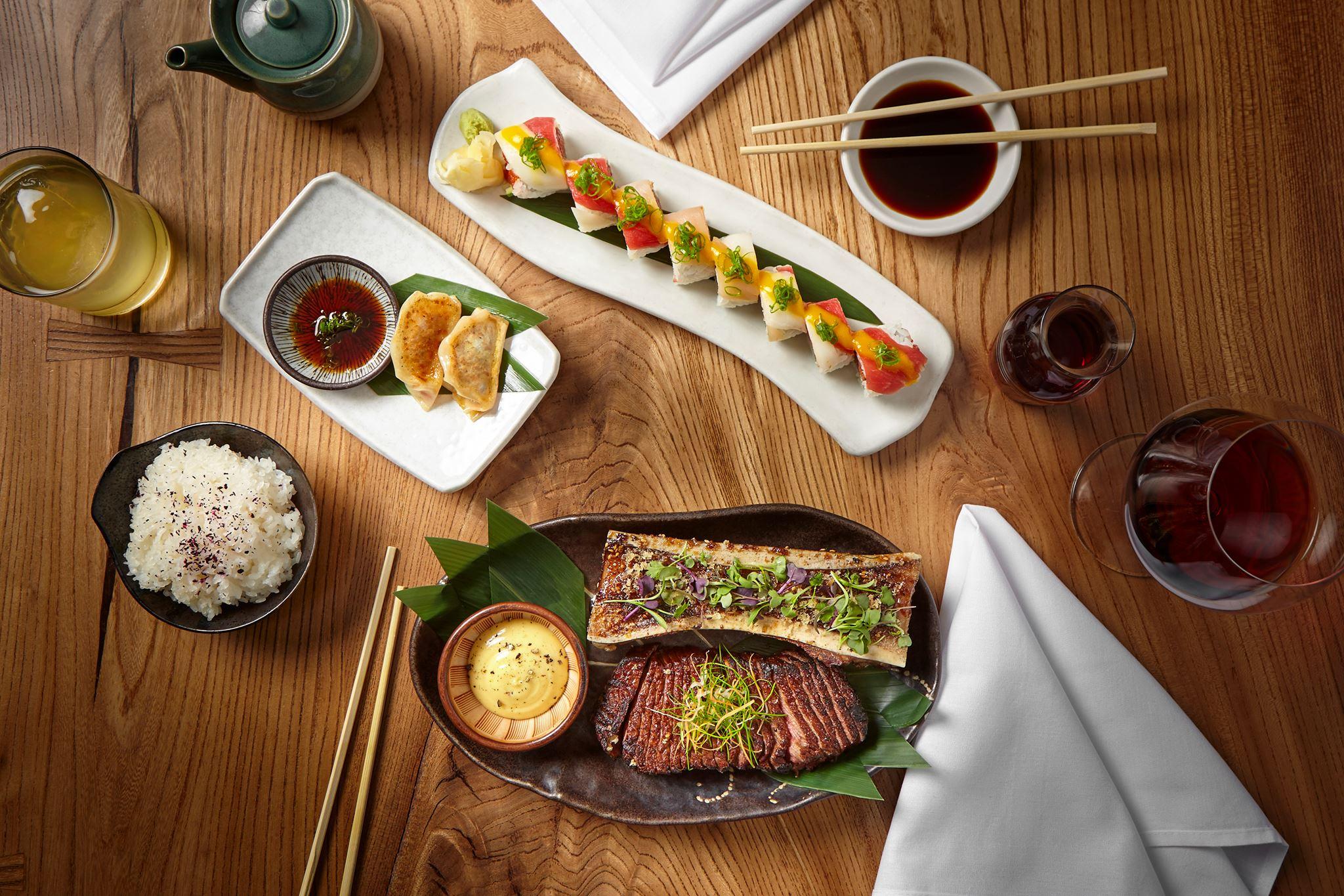 Steak & Sushi Spot Roka Akor Lands In Houston This Summer
