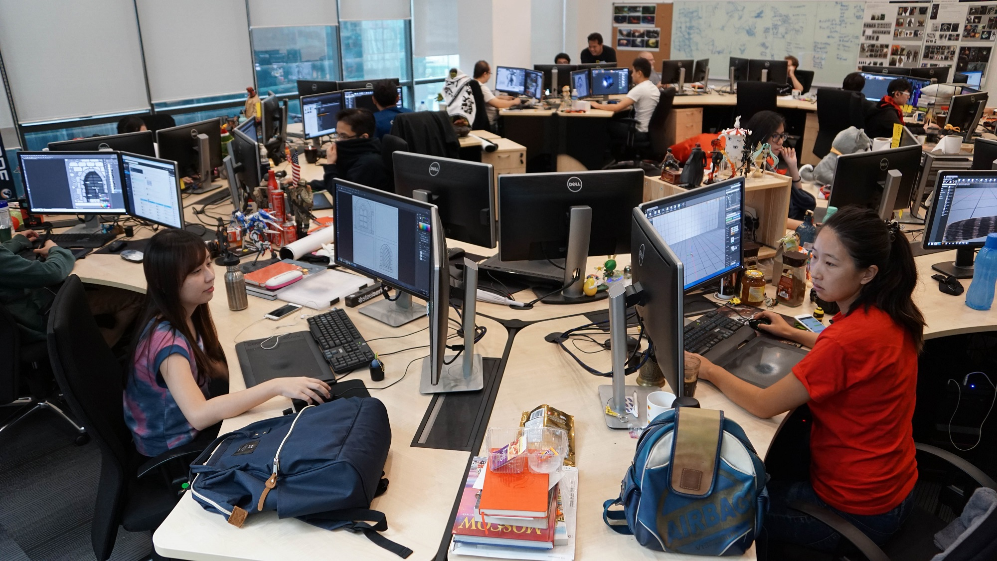 Games companies turn to outsourcers for low-cost workers