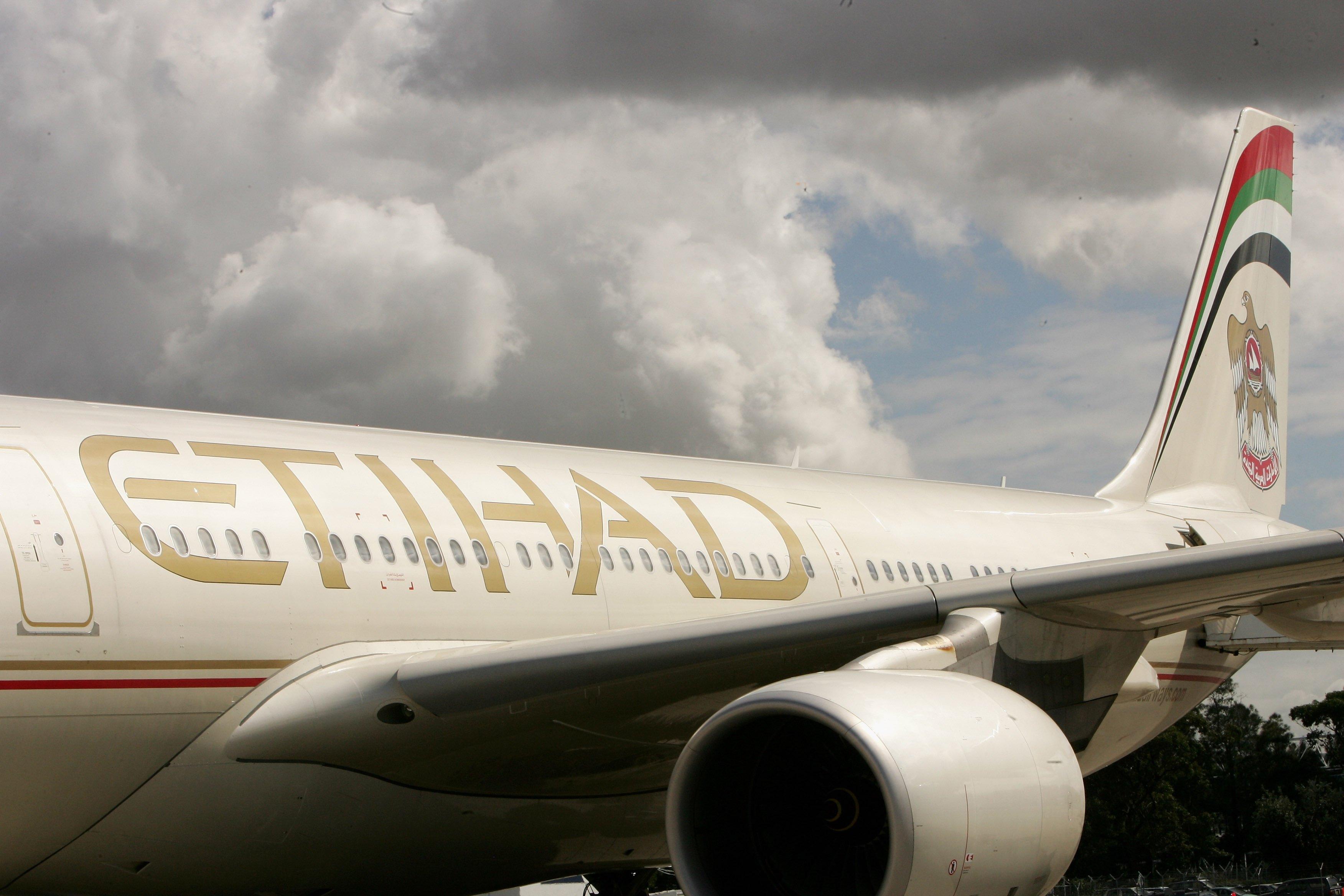 Etihad Airline Makes Australian Debut