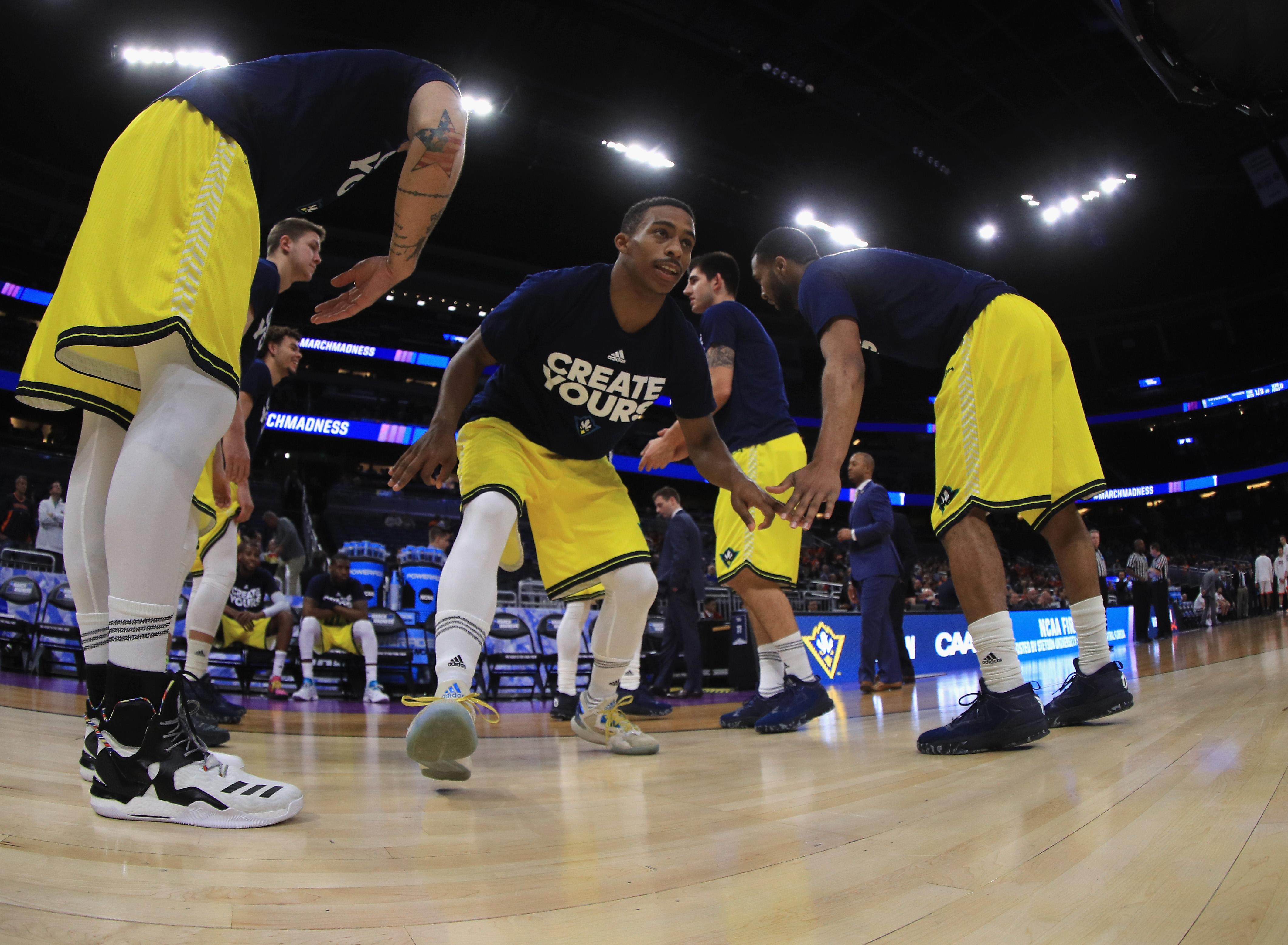 NCAA Basketball Tournament - UNC Wilmington v Virginia