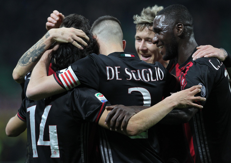 AC Milan v Genoa CFC - Serie A