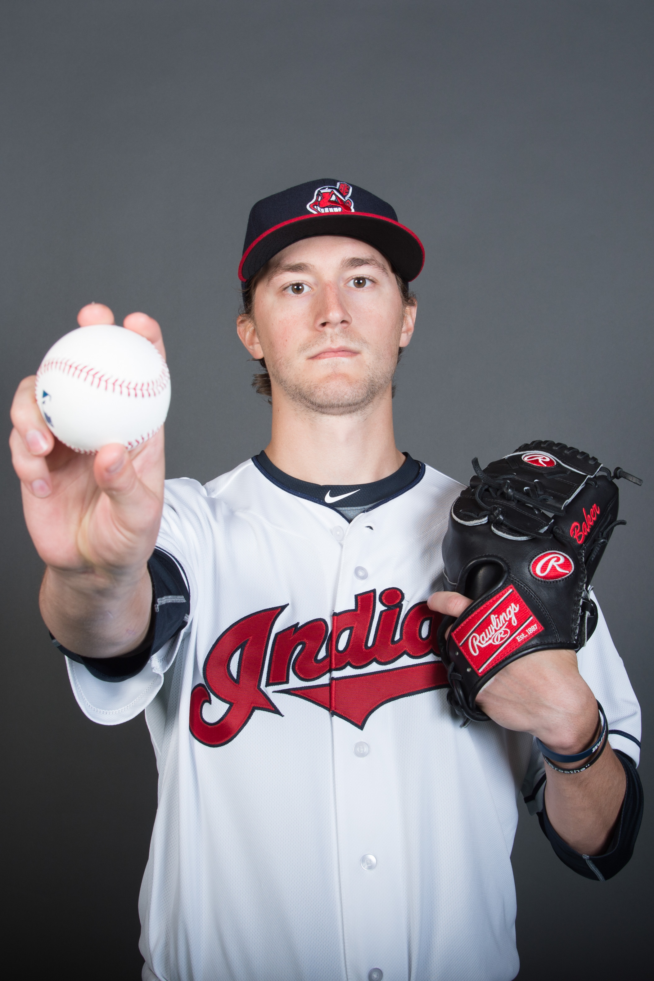 MLB: Cleveland Indians-Spring Training Media Day