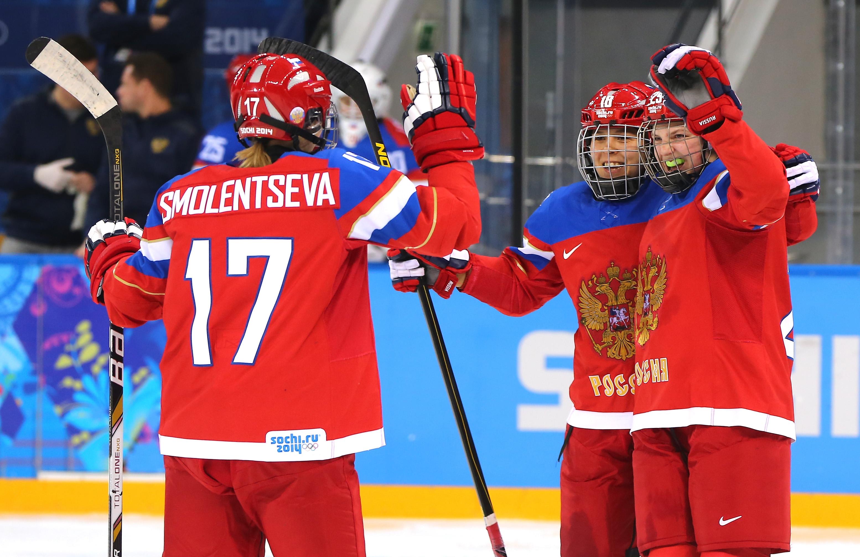 Ice Hockey - Winter Olympics Day 9 - Russia v Japan
