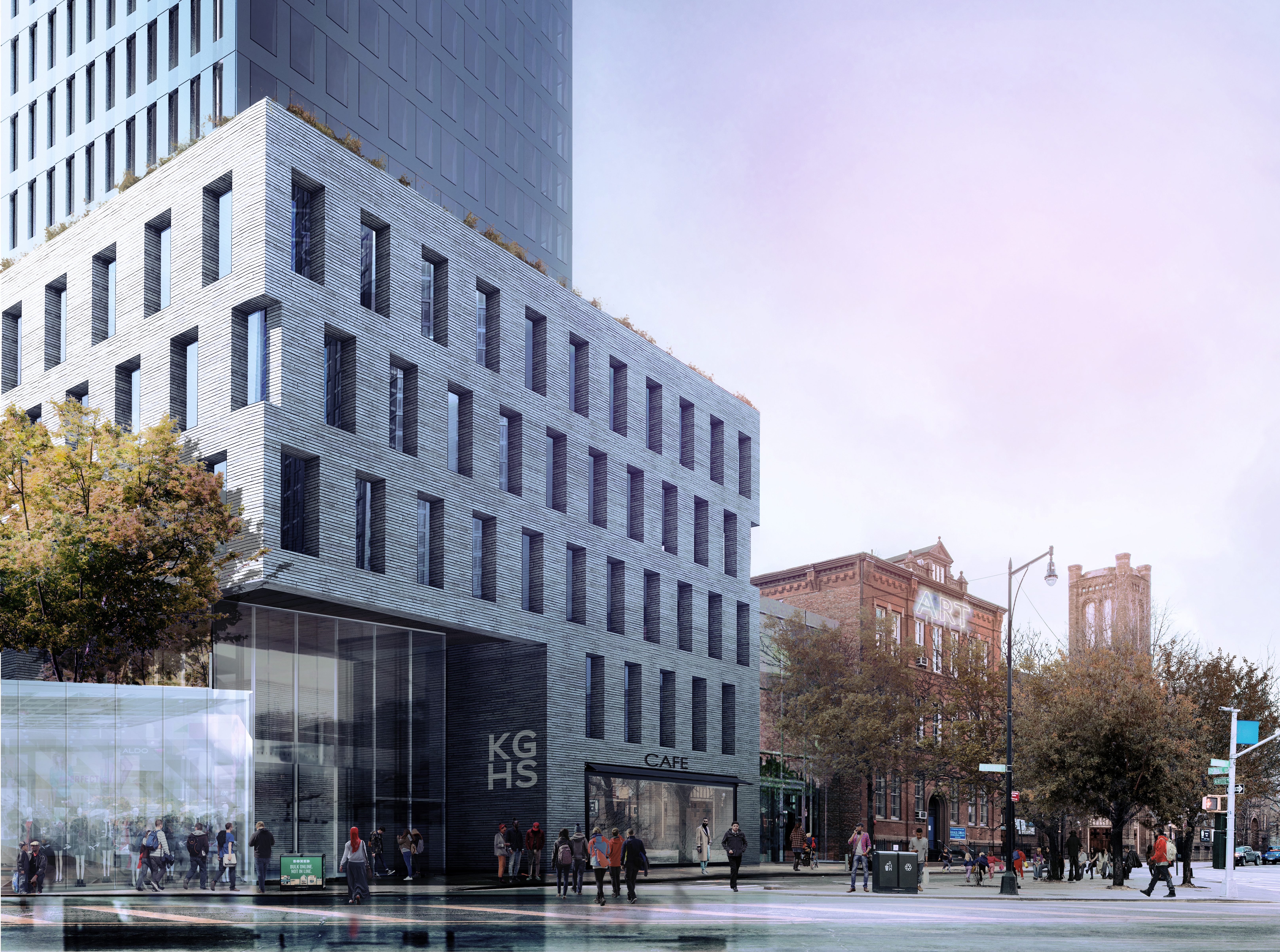 Apartment Building Brooklyn downtown brooklyn new york - curbed ny