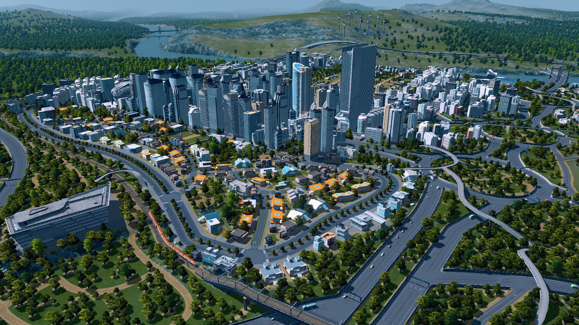 Cities: Skylines comes to Xbox One this month
