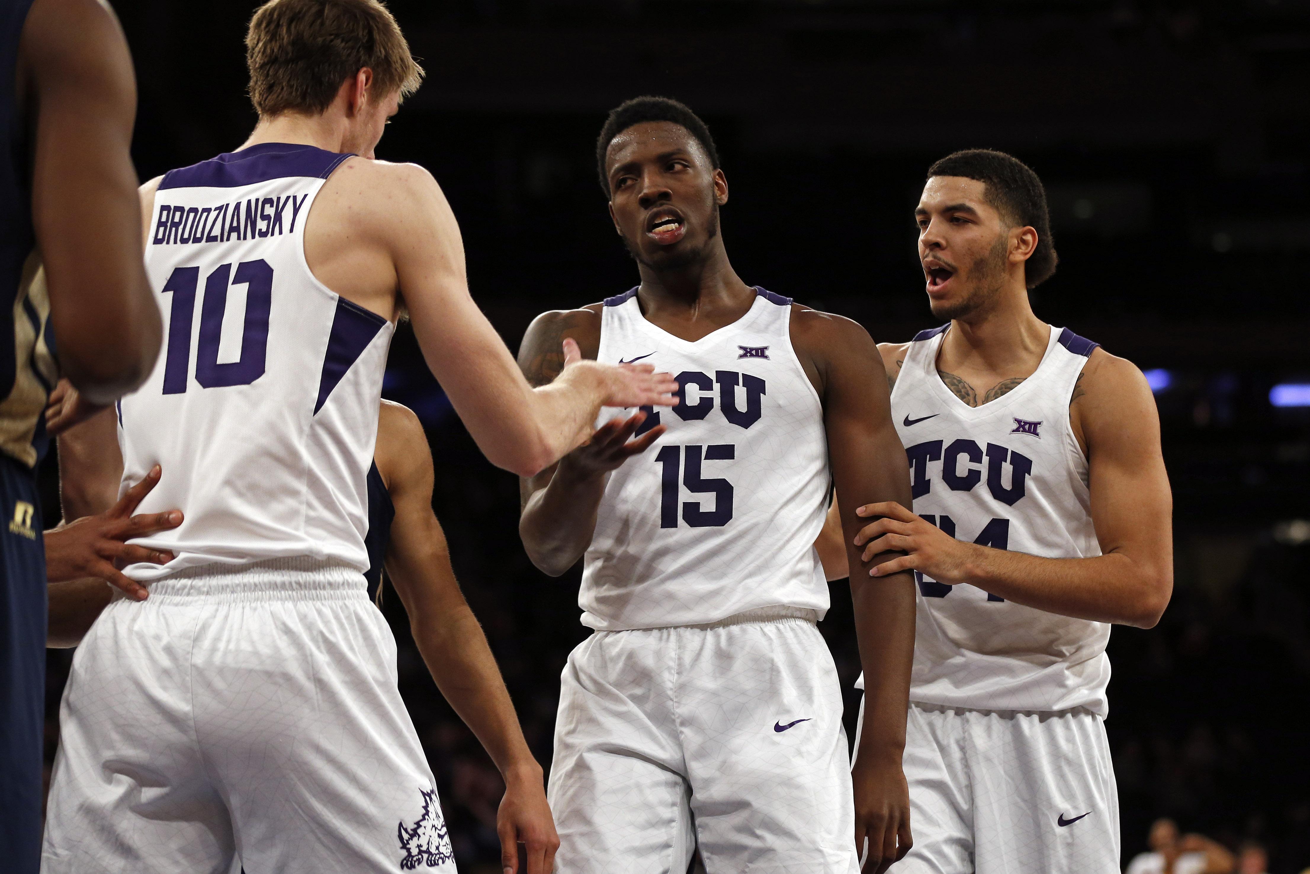 NCAA Basketball: NIT Championship-Georgia Tech vs Texas Christian