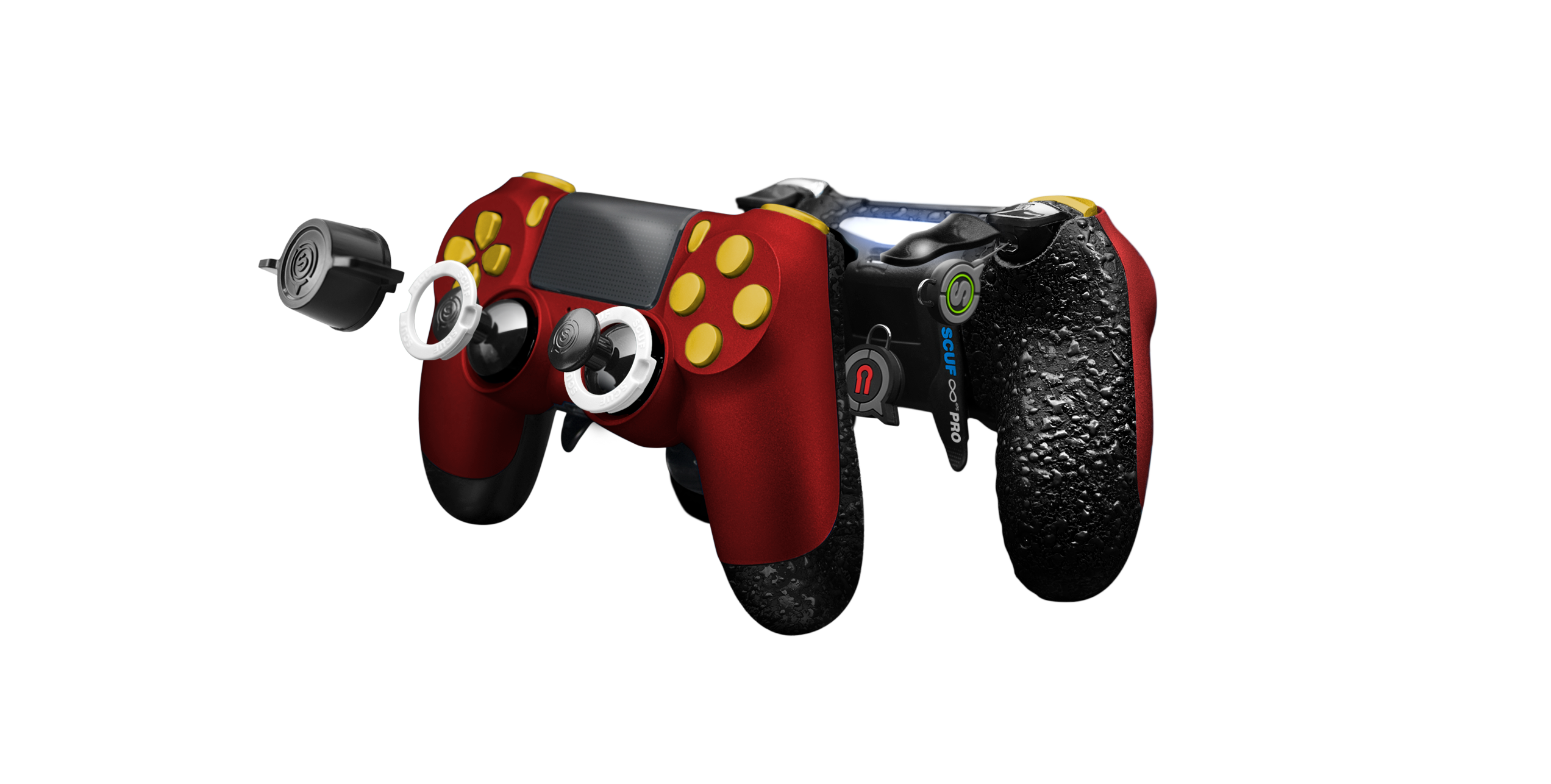 Scuf unveils two new PS4 controllers