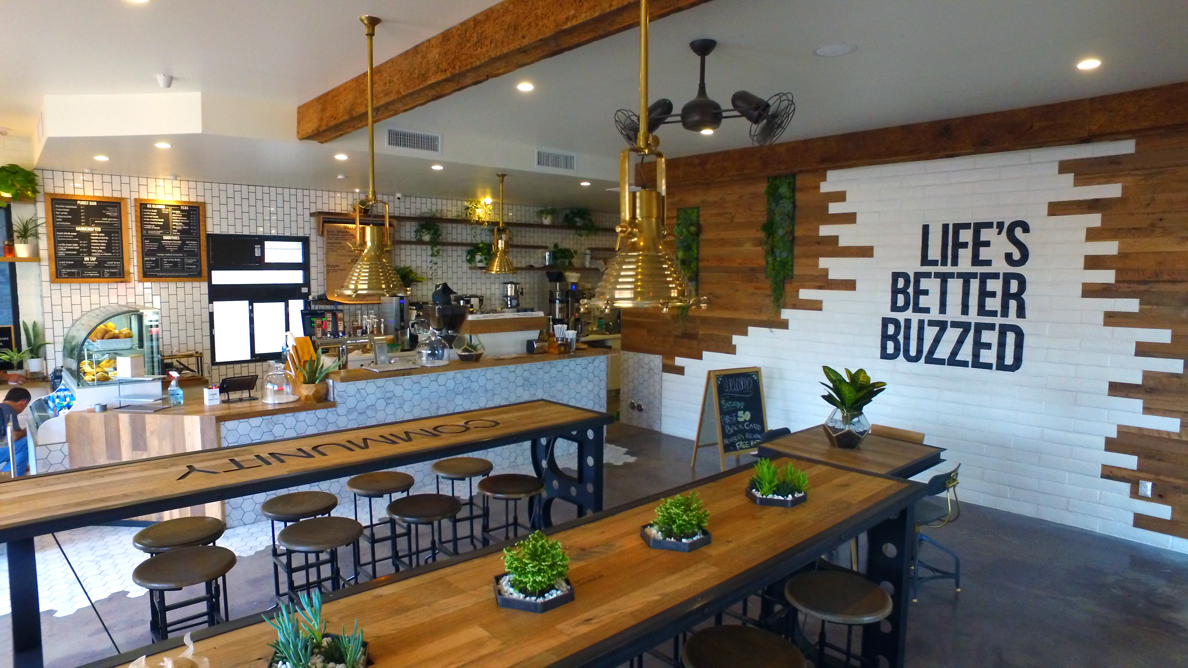 Better Buzz Coffee Expands In Pacific Beach, Plans New Two Story Project In  Hillcrest