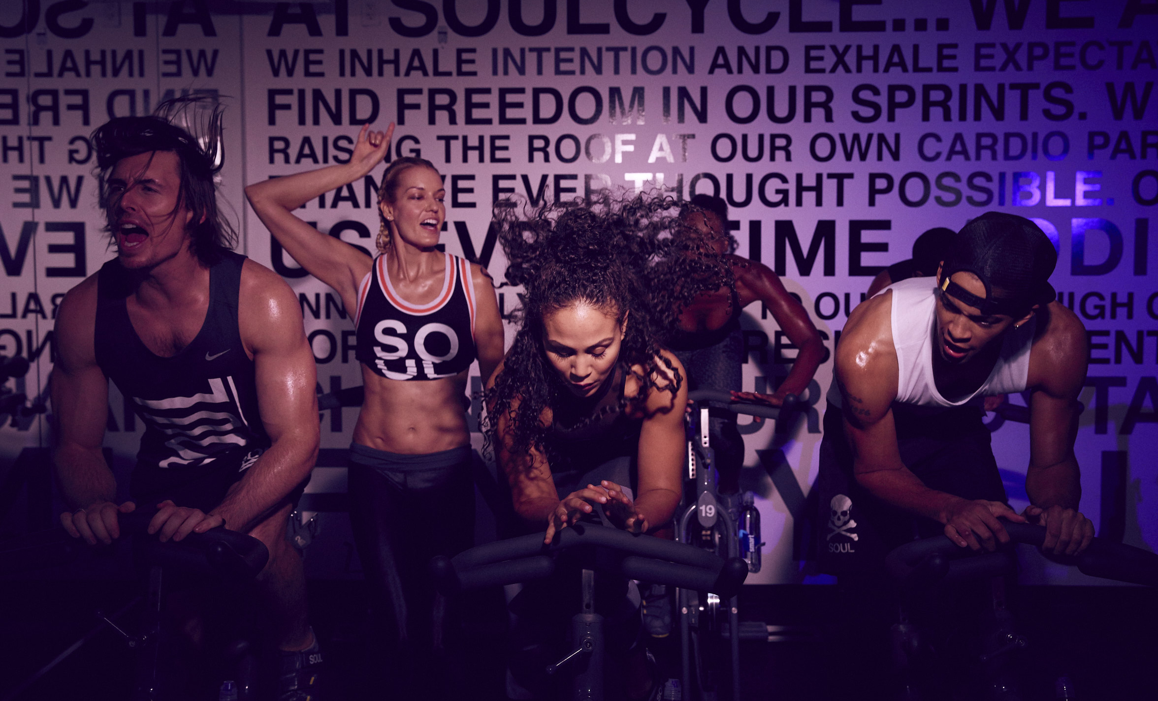 SoulCycle Sold Fans on Fitness, Now It's Cashing In on Clothes