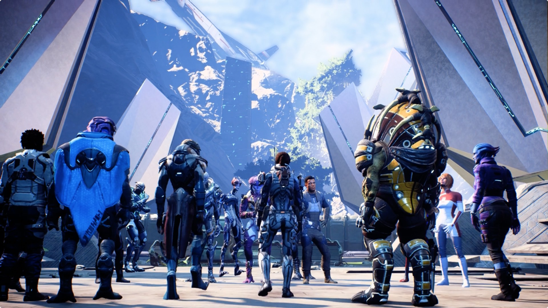Mass Effect: Andromeda guide: How to build the strongest team for the final battle