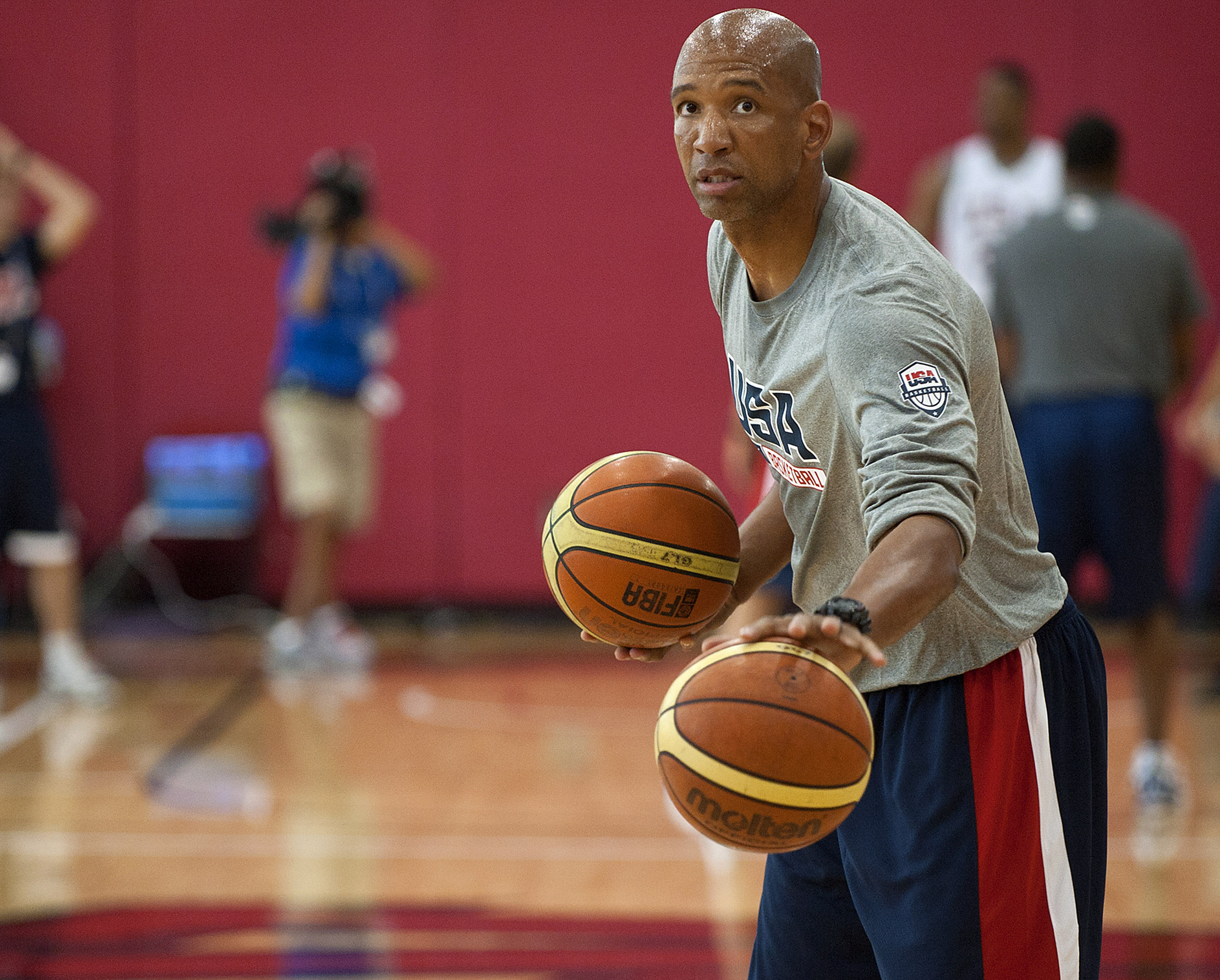 Monty Williams is the strongest man in the NBA