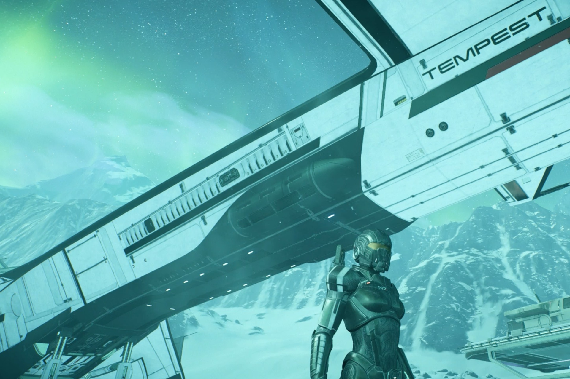 Mass Effect: Andromeda guide: How to get the N7 armor (and why you might not care)