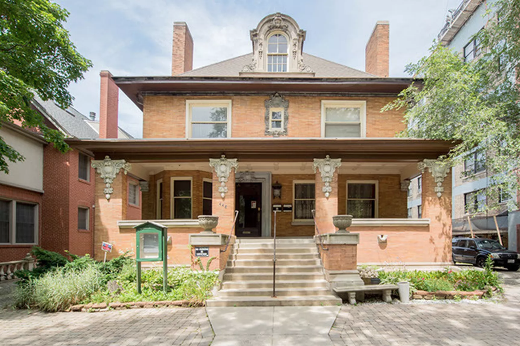 Demolition watch curbed chicago for Chicago mansion for sale