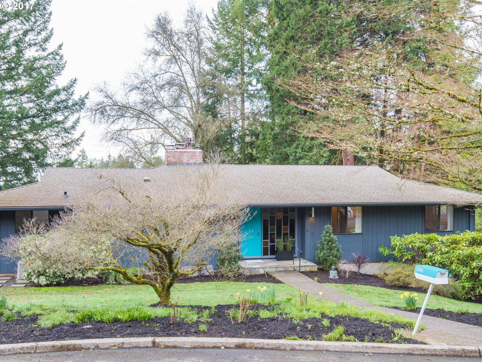 Portland midcentury home with subtle retro touches asks $800K