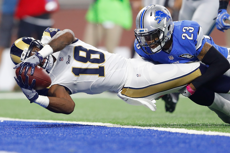 Former Los Angeles Rams WR Kenny Britt
