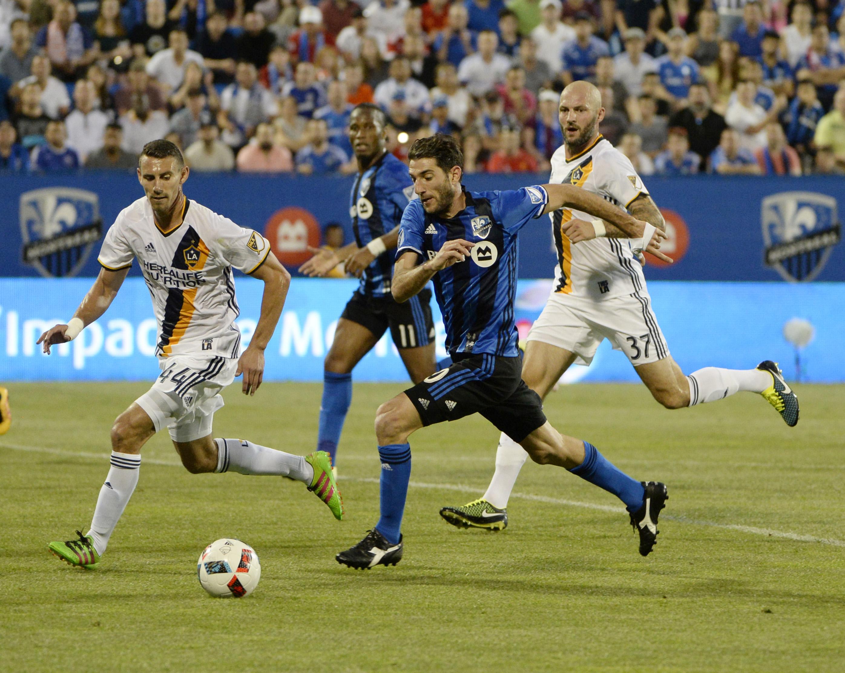 MLS: LA Galaxy at Montreal Impact