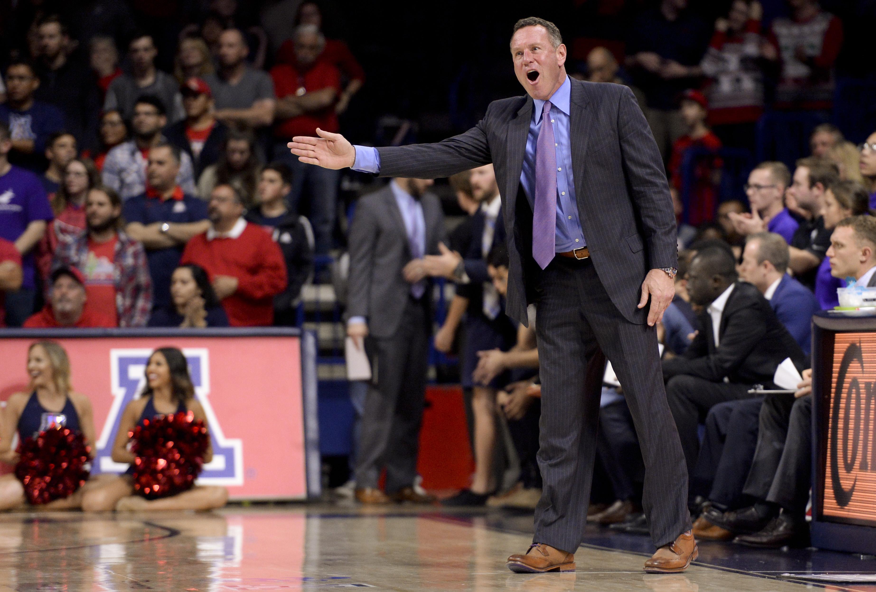 NCAA Basketball: Grand Canyon at Arizona