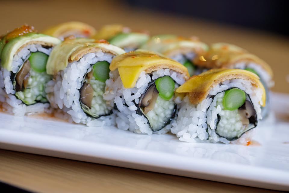 Sushi at Koto in Salem
