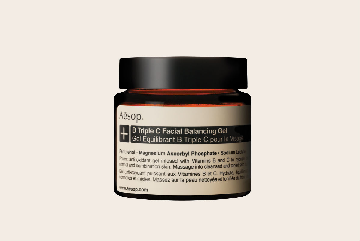 Aesop's Gooey Face Gel Is Some Space-Age Shit