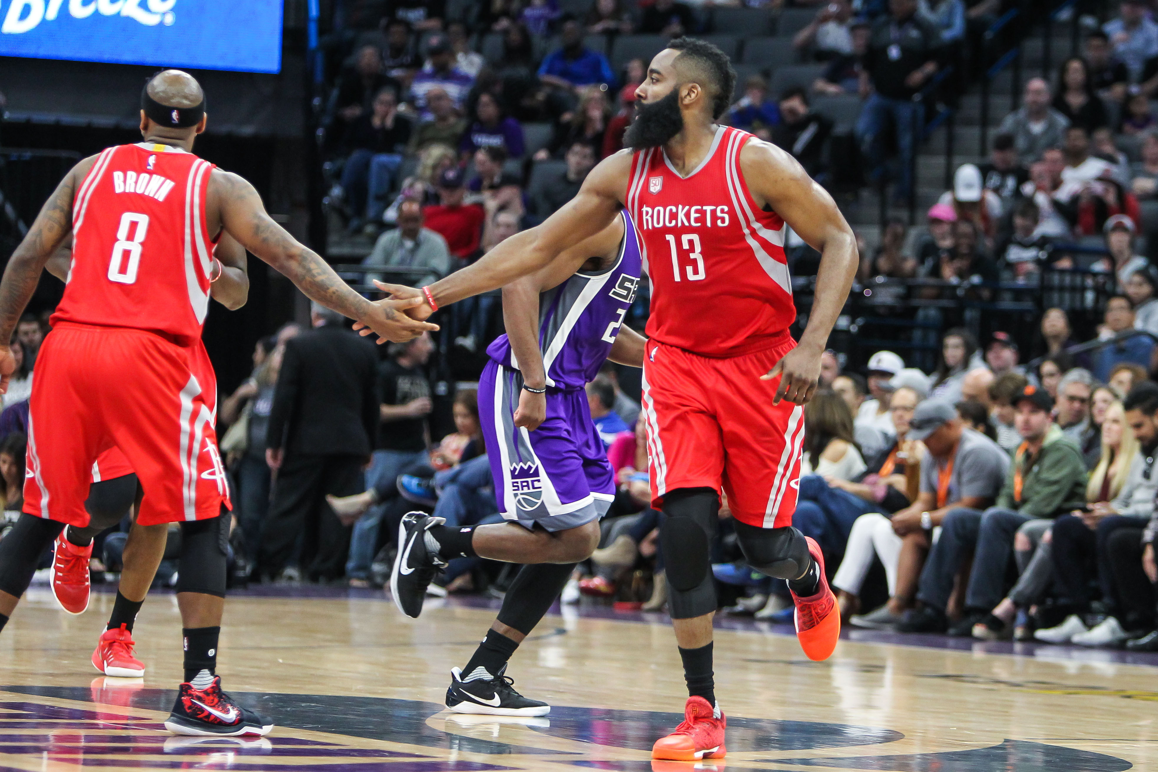 James Harden could break the NBA record for most points scored and created