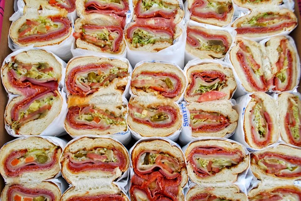 Snarf's Sandwiches' sandwiches
