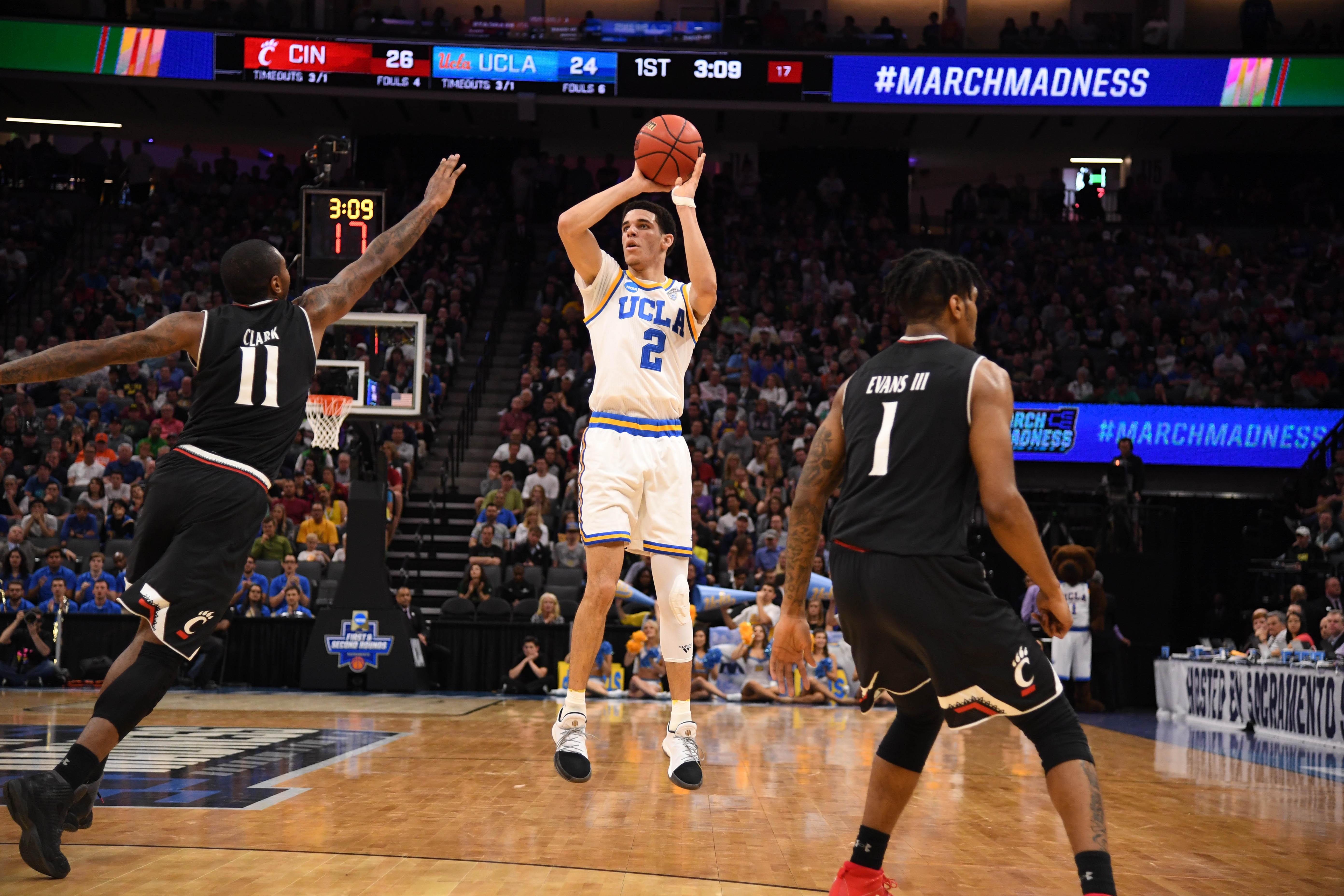 NCAA Basketball: NCAA Tournament-UCLA vs Cincinnati