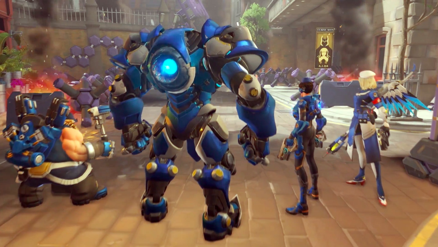 Overwatch's Insurrection event details leak