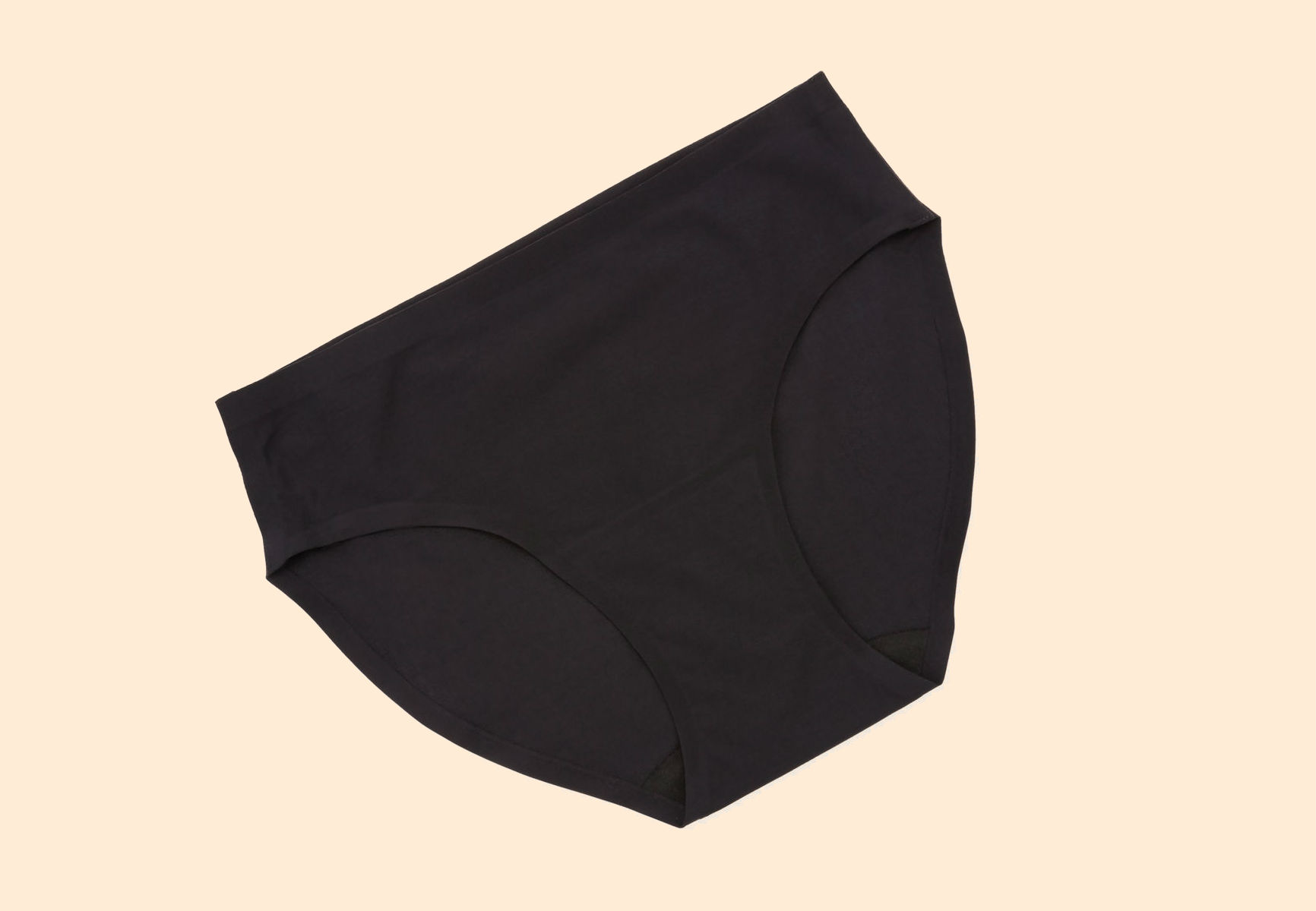 Chantelle Soft Stretch Panties in black