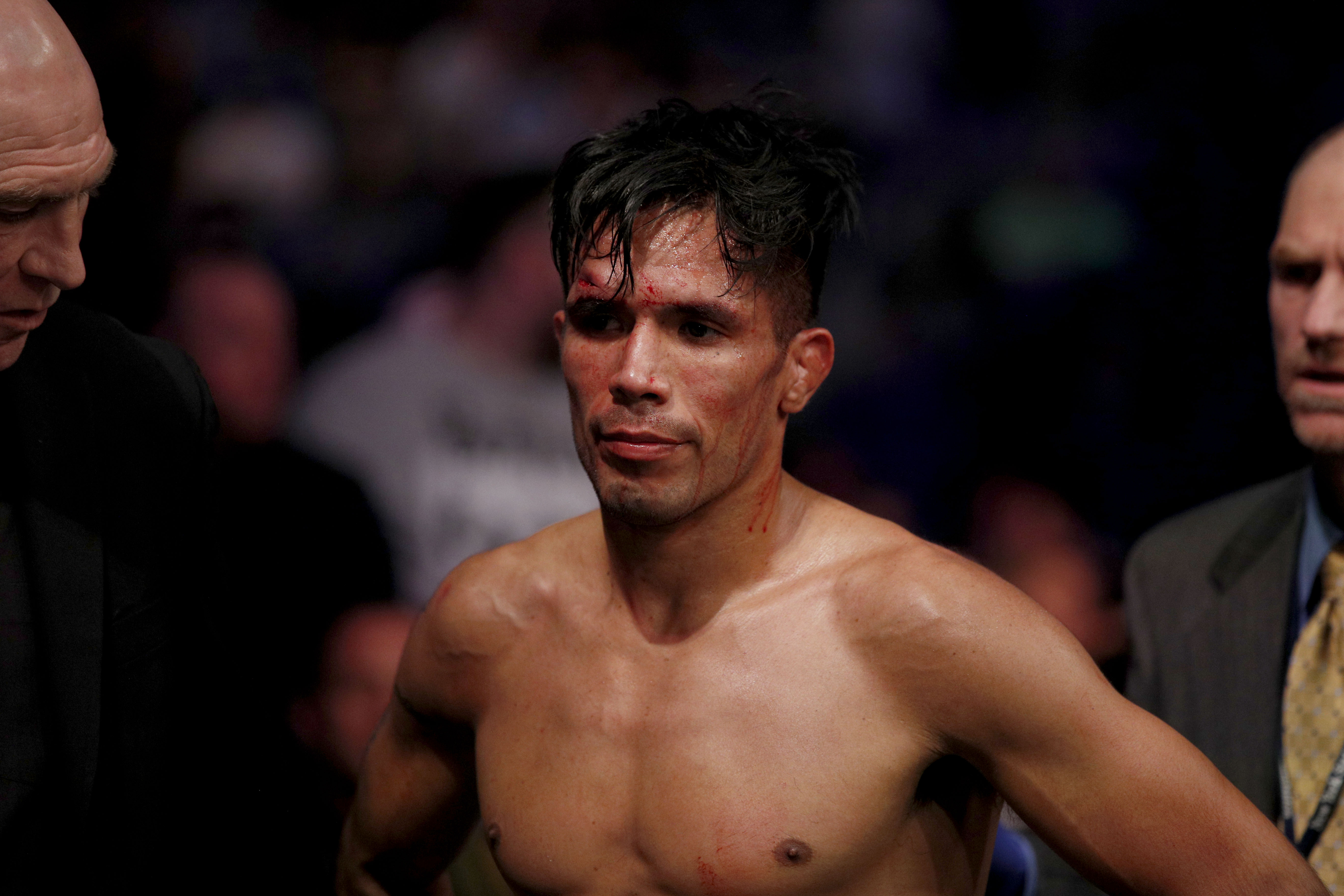MMA: UFC 210-Jury vs De La Torre